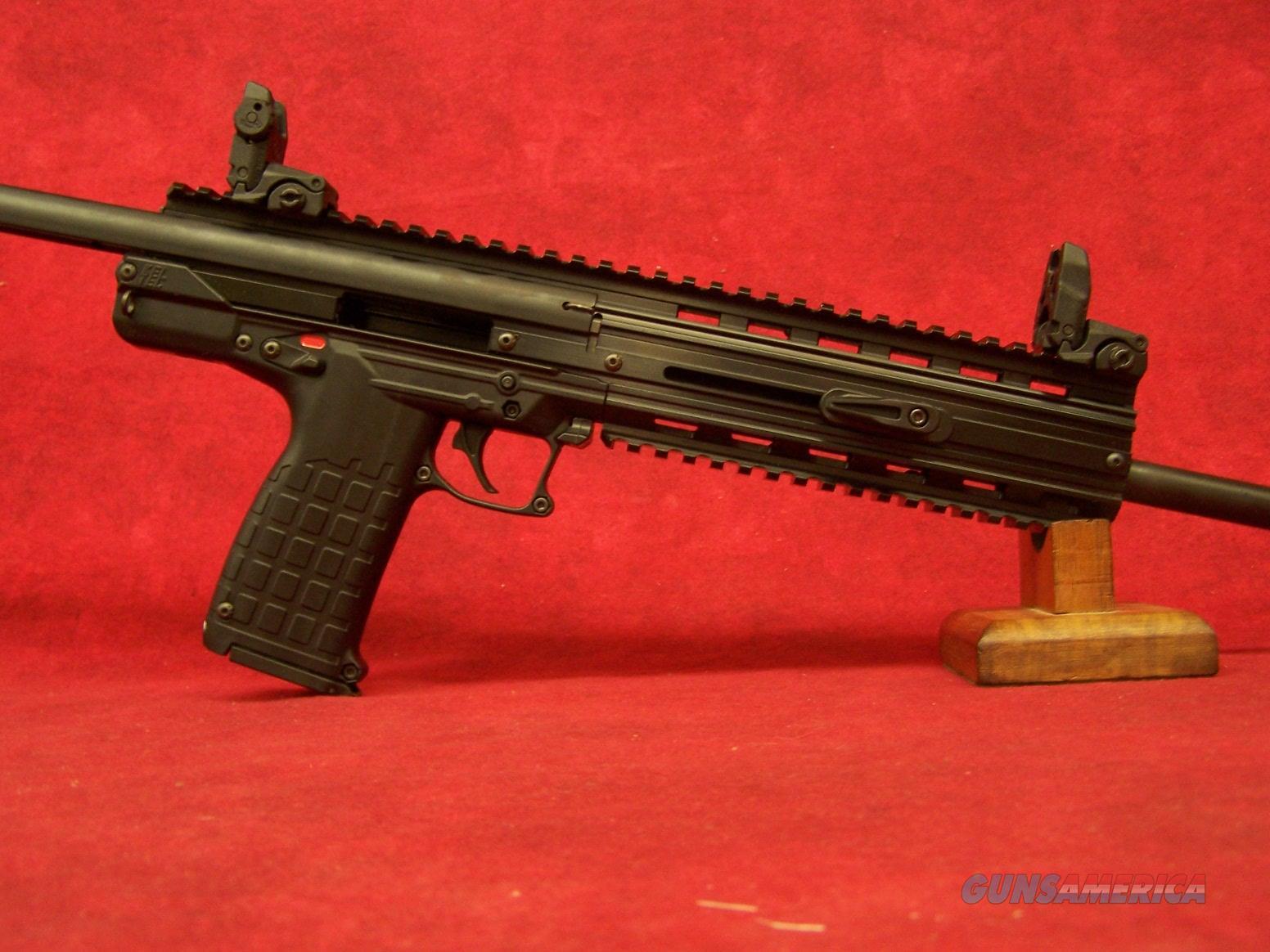 """Kel-Tec CMR-30 .22 WMR 16"""" Barrel 30 round mag 22 mag (CMR30BLK)  Guns > Rifles > Kel-Tec Rifles"""
