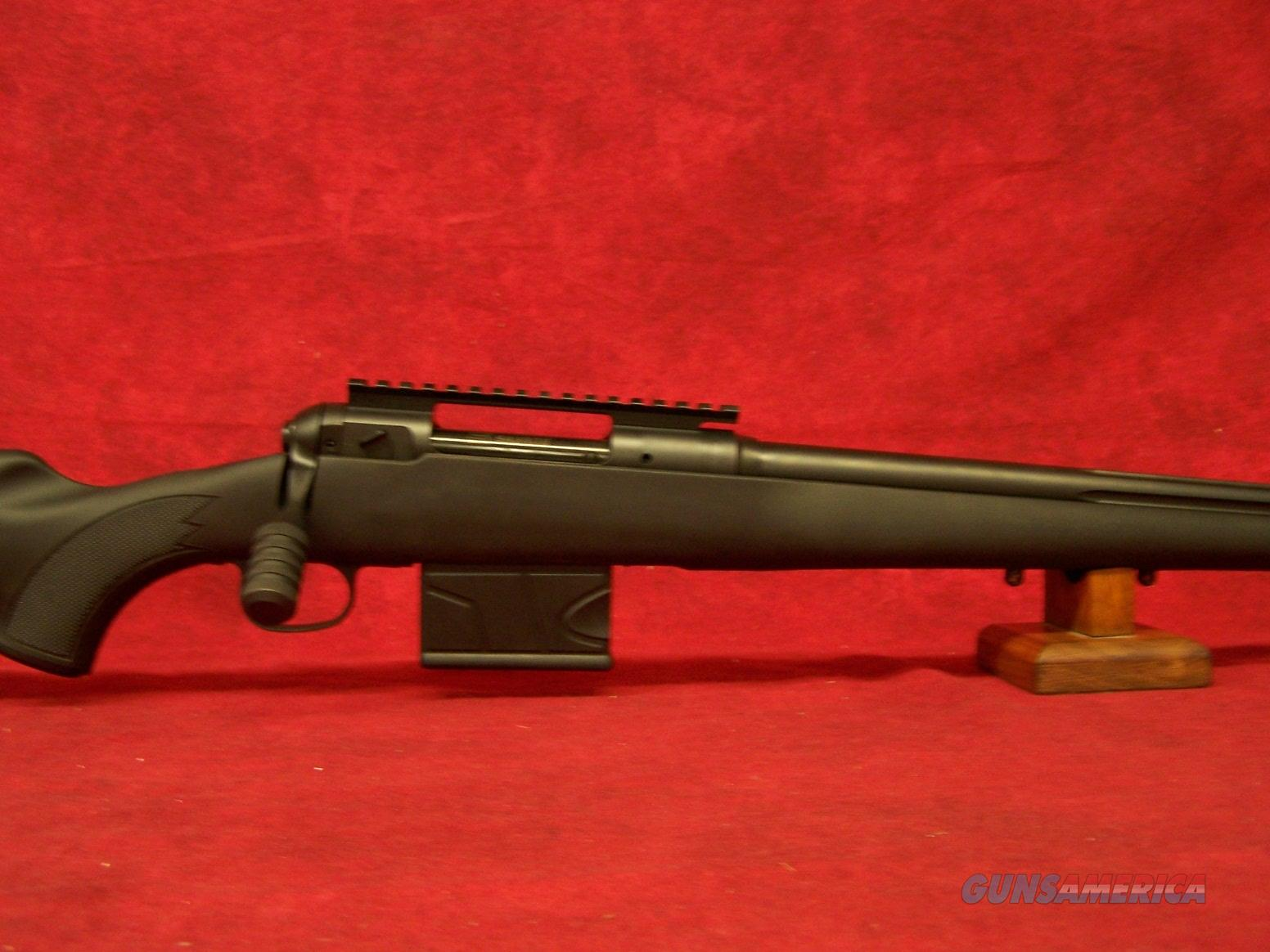 "Savage 10 FCP-SR .308 Win 20"" Threaded Barrel Accutrigger Black Syn Accustock 10 Round (22442)  Guns > Rifles > Savage Rifles > 10/110"