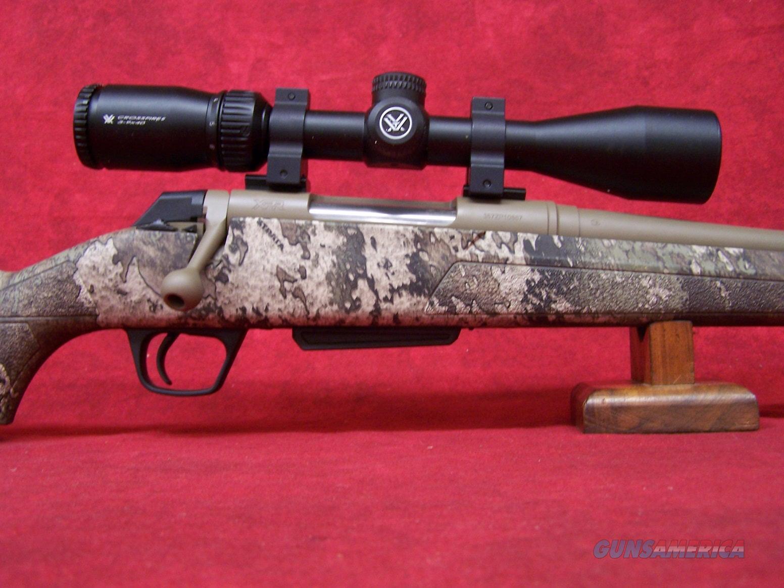 "Winchester XPR Hunter True Timber Strata Scope Combo 6.5 Creedmoor 22"" (535740289)  Guns > Rifles > Winchester Rifles - Modern Bolt/Auto/Single > Other Bolt Action"