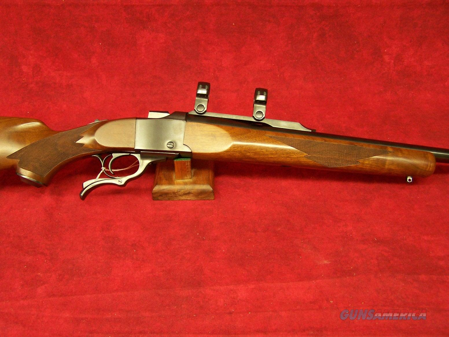 Ruger No. 1 .270 Win Nice with rings  Guns > Rifles > Ruger Rifles > #1 Type