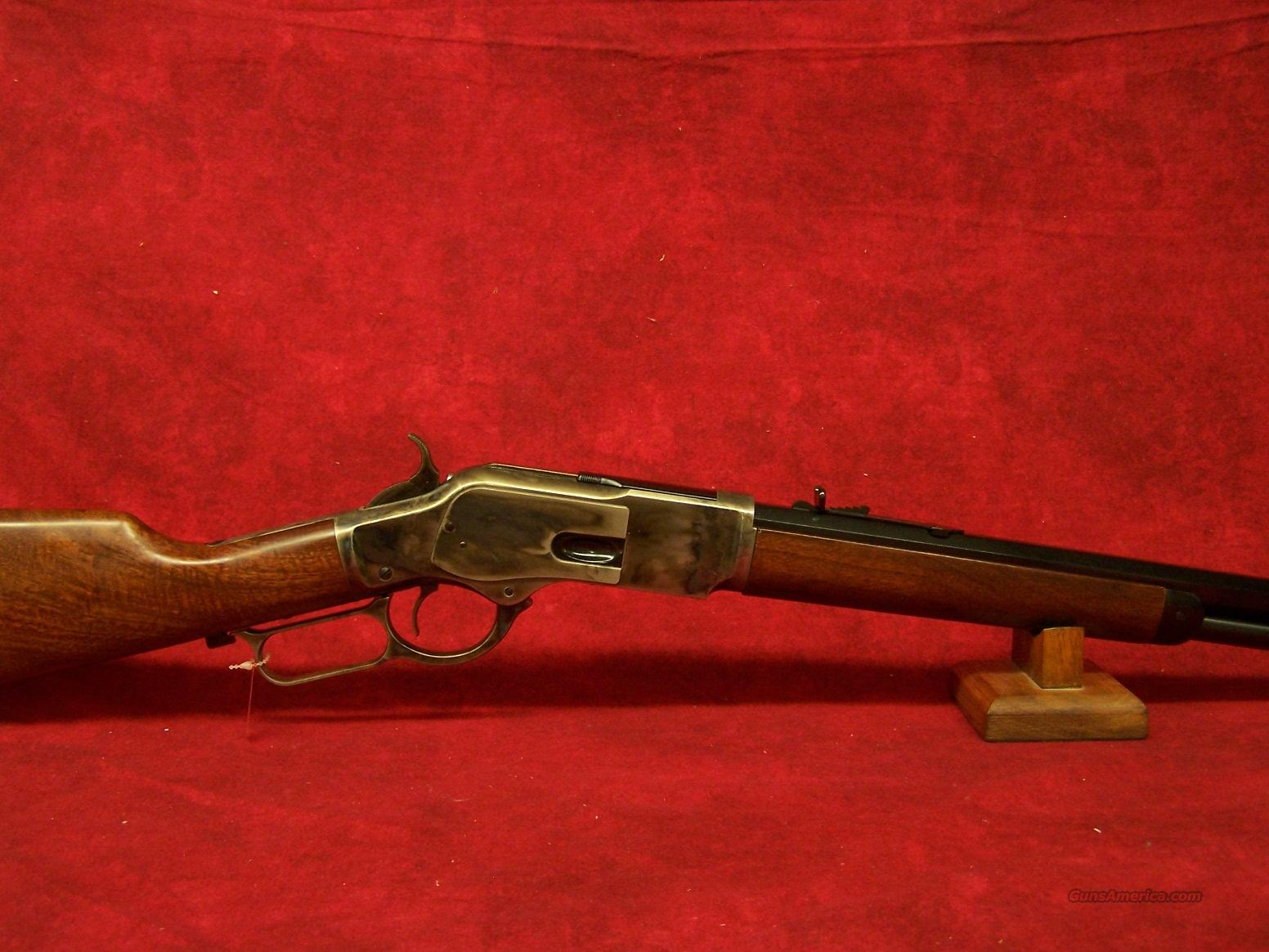 "Uberti 1873 Competition 20"" .45 Colt (342900)  Guns > Rifles > Uberti Rifles > Lever Action"