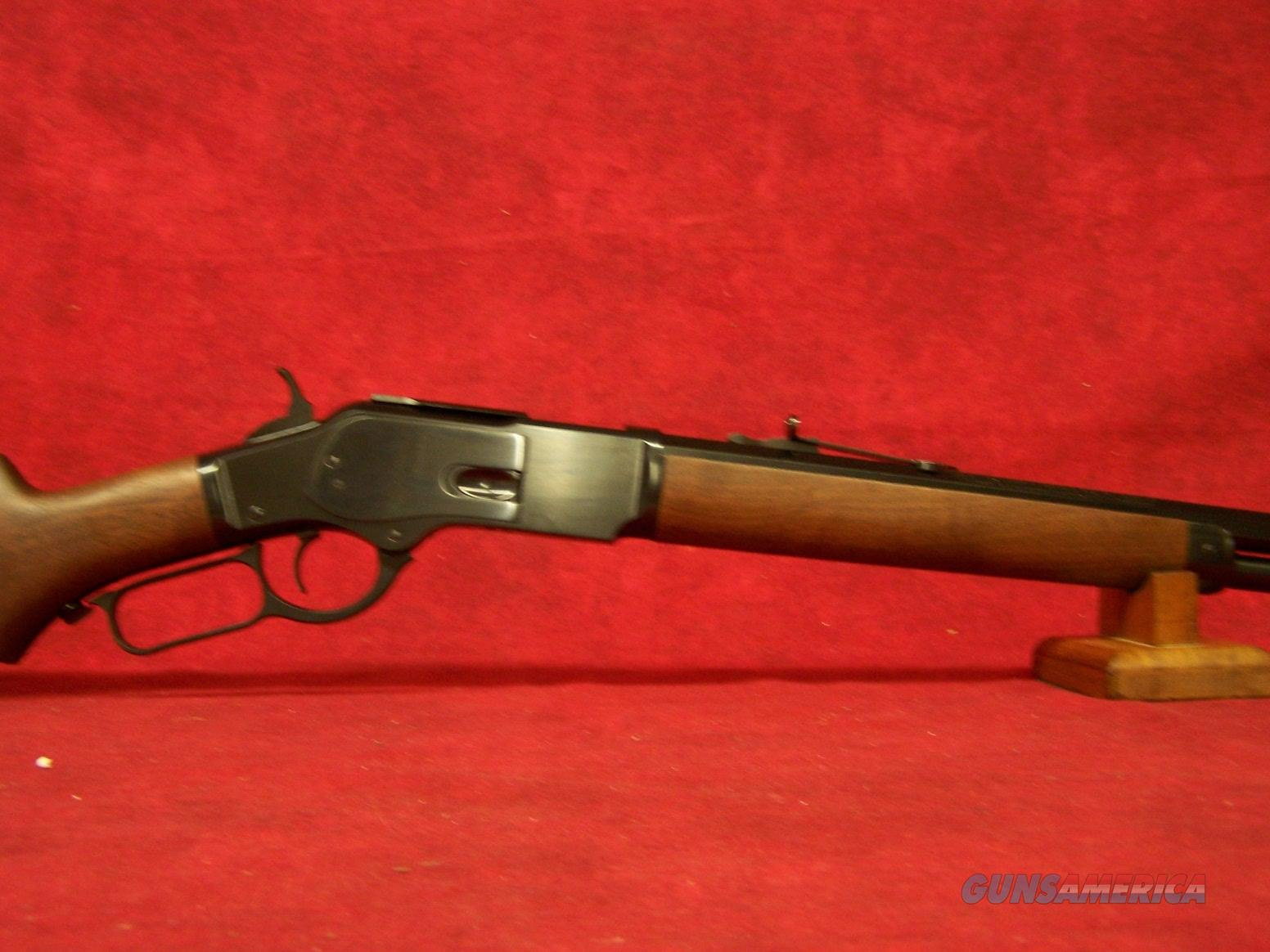 "Winchester 73 SPORTING 357 MAG 38 SPL Grade 3 24"" Octagon Barrel (534229137)  Guns > Rifles > Winchester Rifles - Modern Lever > Other Lever > Post-64"