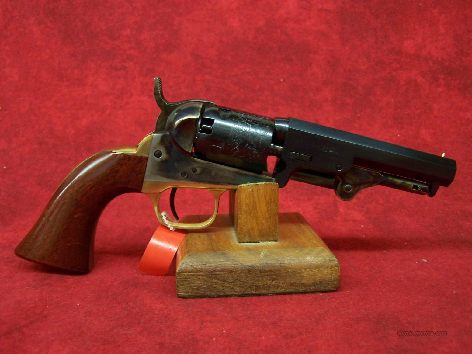 "Uberti 1849 Pocket 4"" .31 cal (340350).    Guns > Pistols > Uberti Pistols > Percussion"