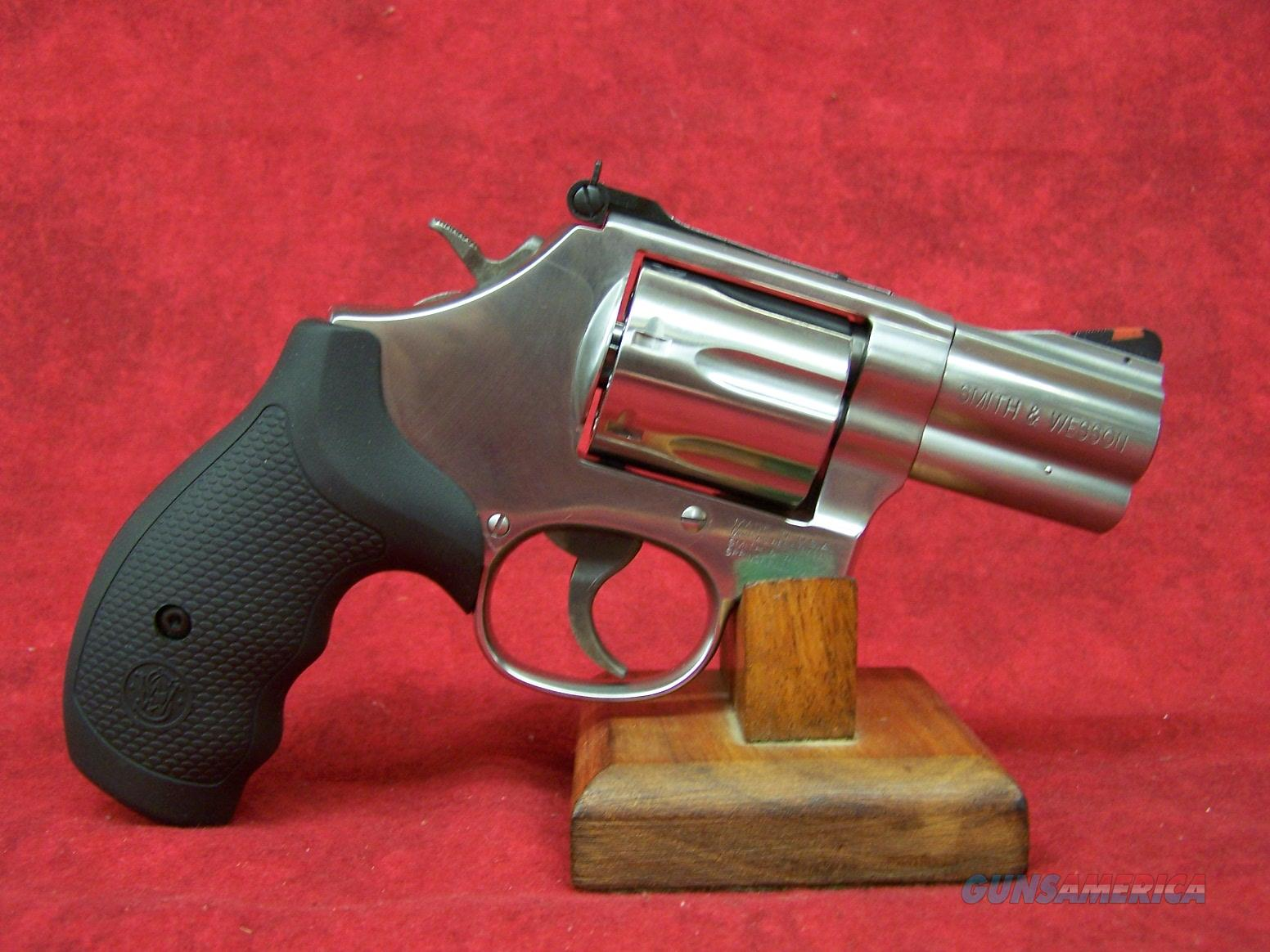 "SMITH & WESSON Model 686 Plus .357 Magnum/.38 Smith & Wesson Special +P 2.5"" (164192)  Guns > Pistols > Smith & Wesson Revolvers > Full Frame Revolver"
