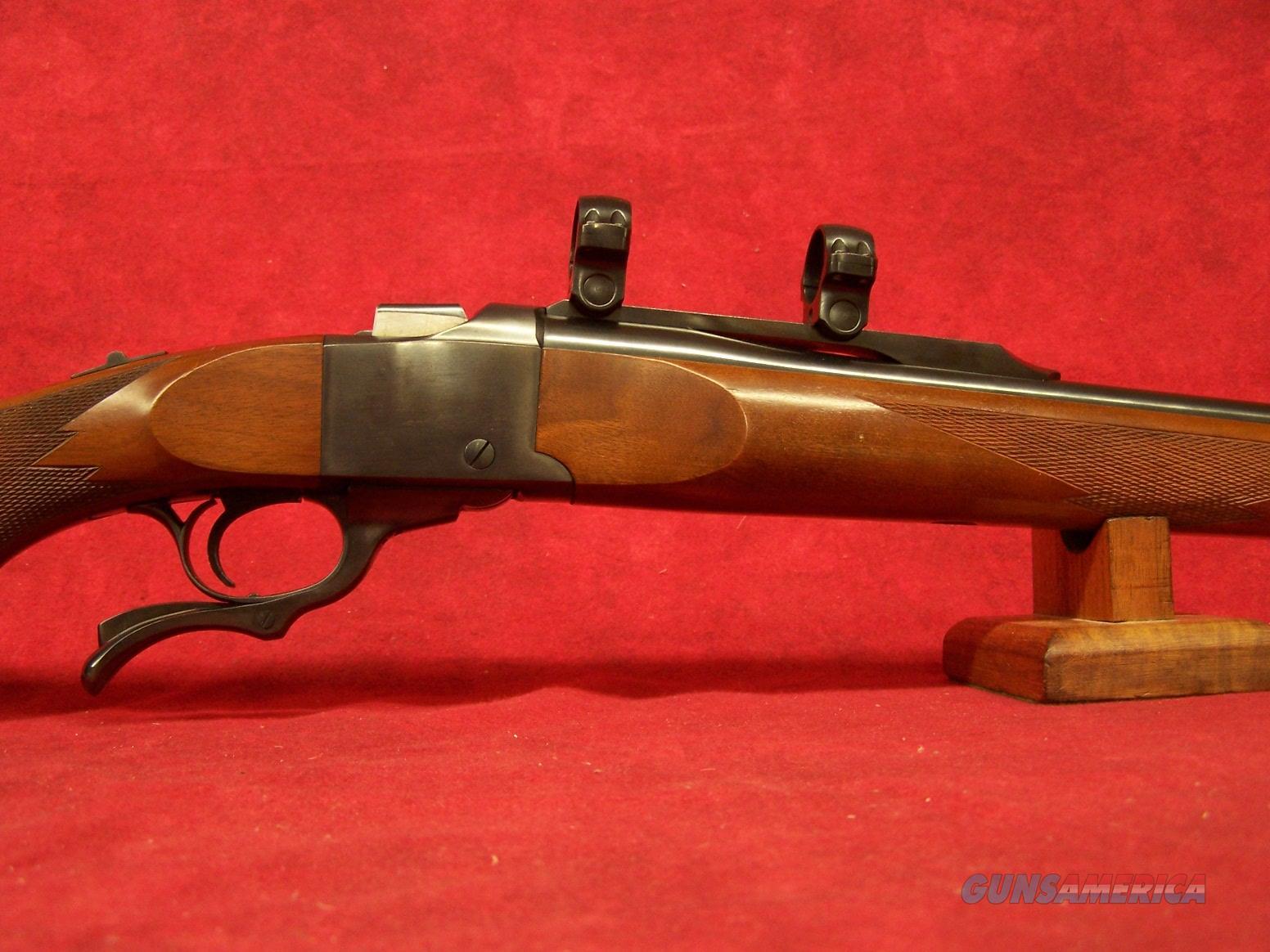 "Ruger No.1 Bi-Centennial 7mm Rem Mag 26"" Barrel 200th Year  Guns > Rifles > Ruger Rifles > #1 Type"
