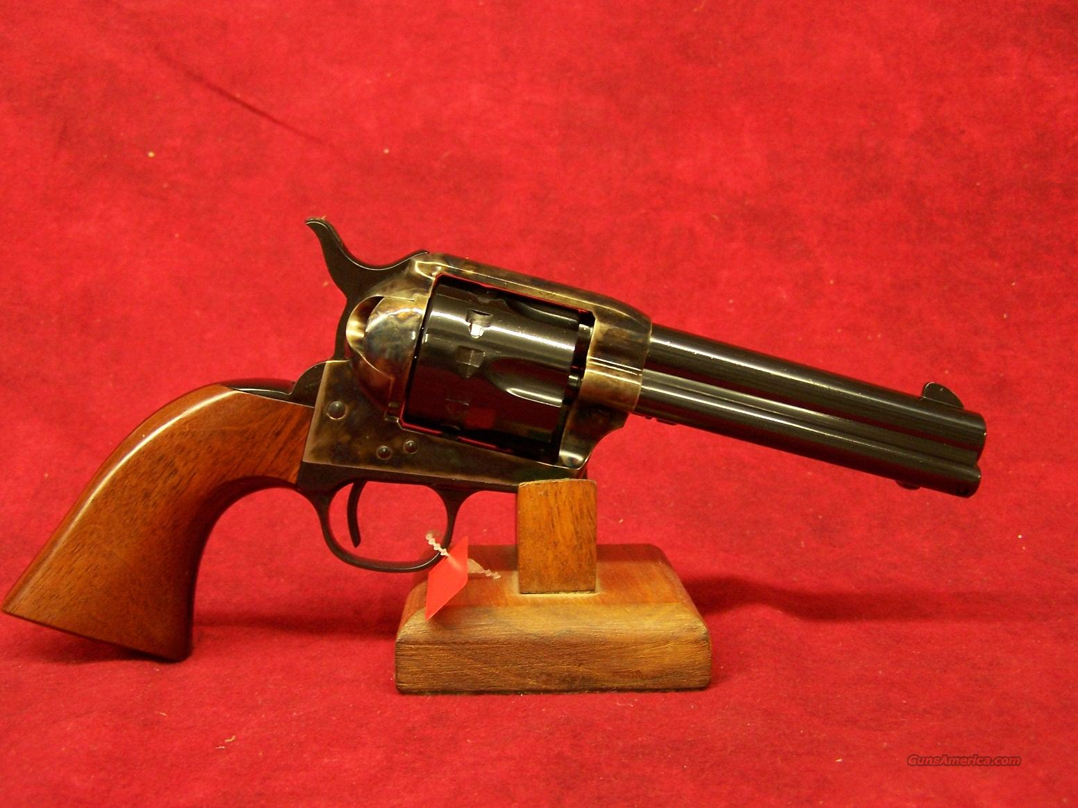 "Uberti 1873 Cattleman 4 3/4"" .22lr 12 shot (356086)  Guns > Pistols > Uberti Pistols > Ctg."