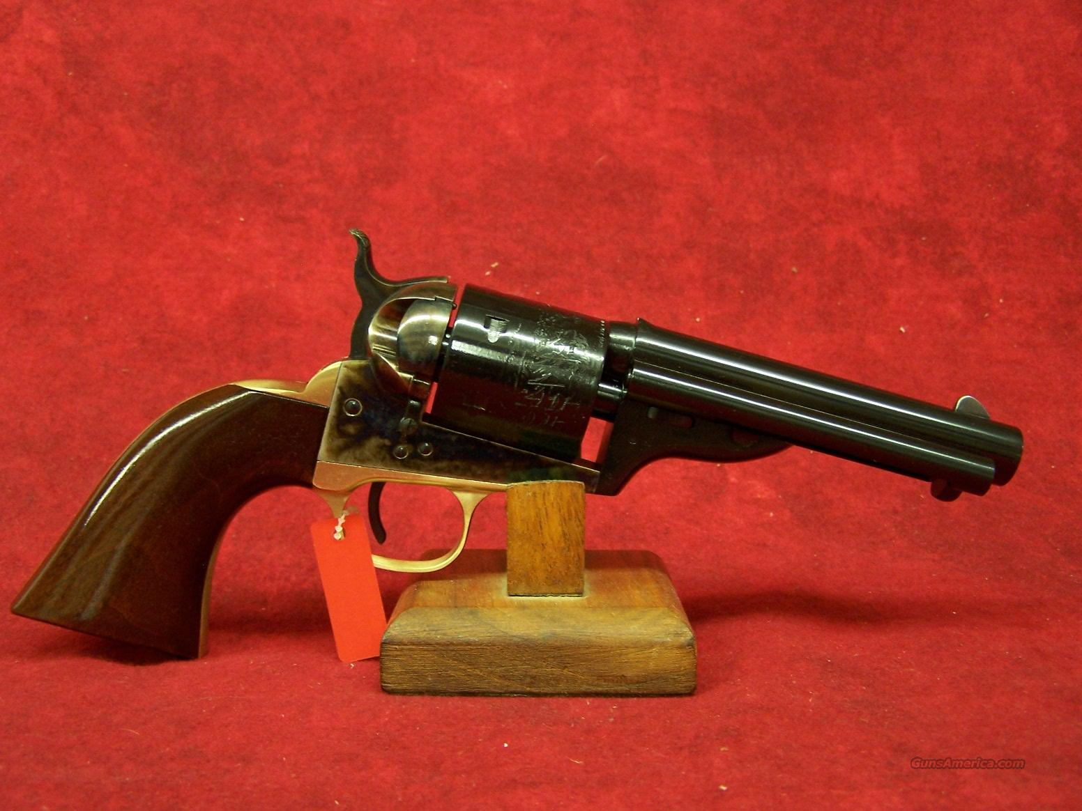 "Uberti 1871 Early model Navy Open Top 4 3/4"" .38 Special (341352)  Guns > Pistols > Uberti Pistols > Ctg."