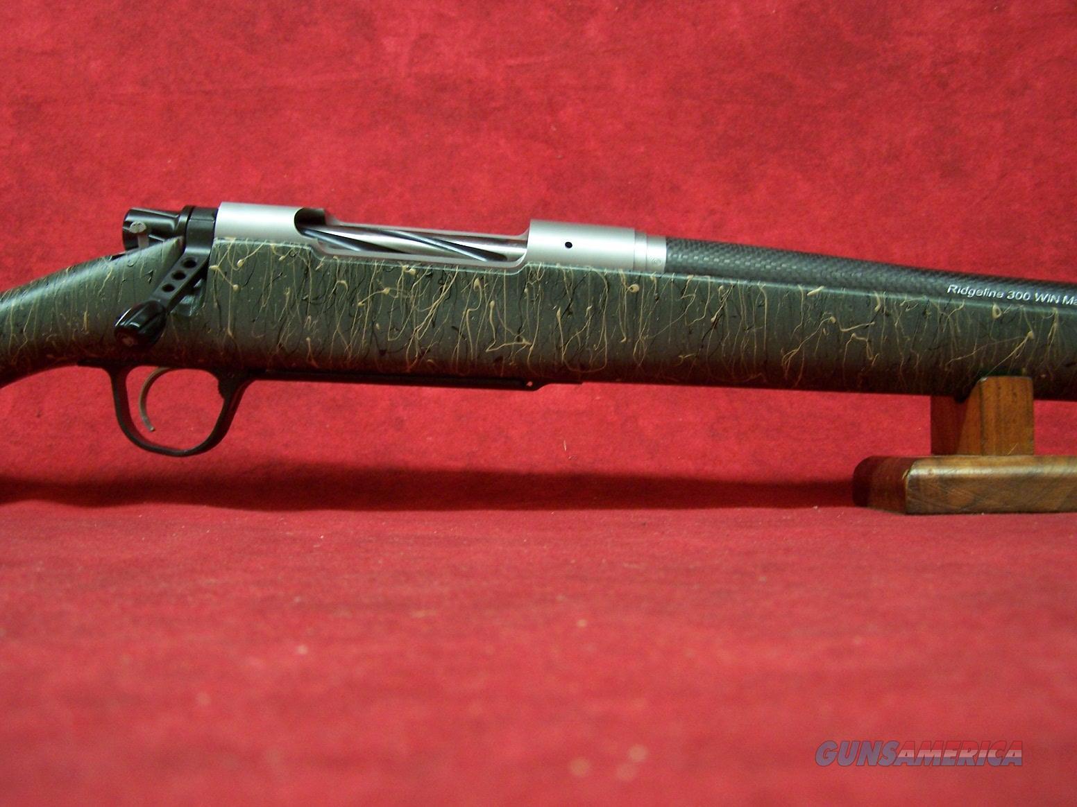 Christensen Arms Ridgeline .300 Win Mag Green/Black    Guns > Rifles > C Misc Rifles