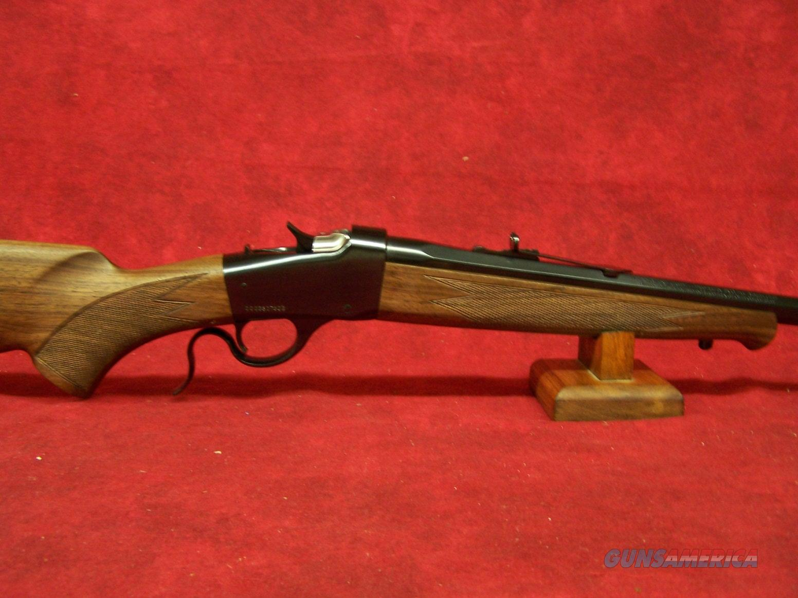 "Winchester 1885 Low Wall .17 WSM  24"" Octagon barrel (524100186)  Guns > Rifles > Winchester Rifles - Modern Lever > Other Lever > Post-64"