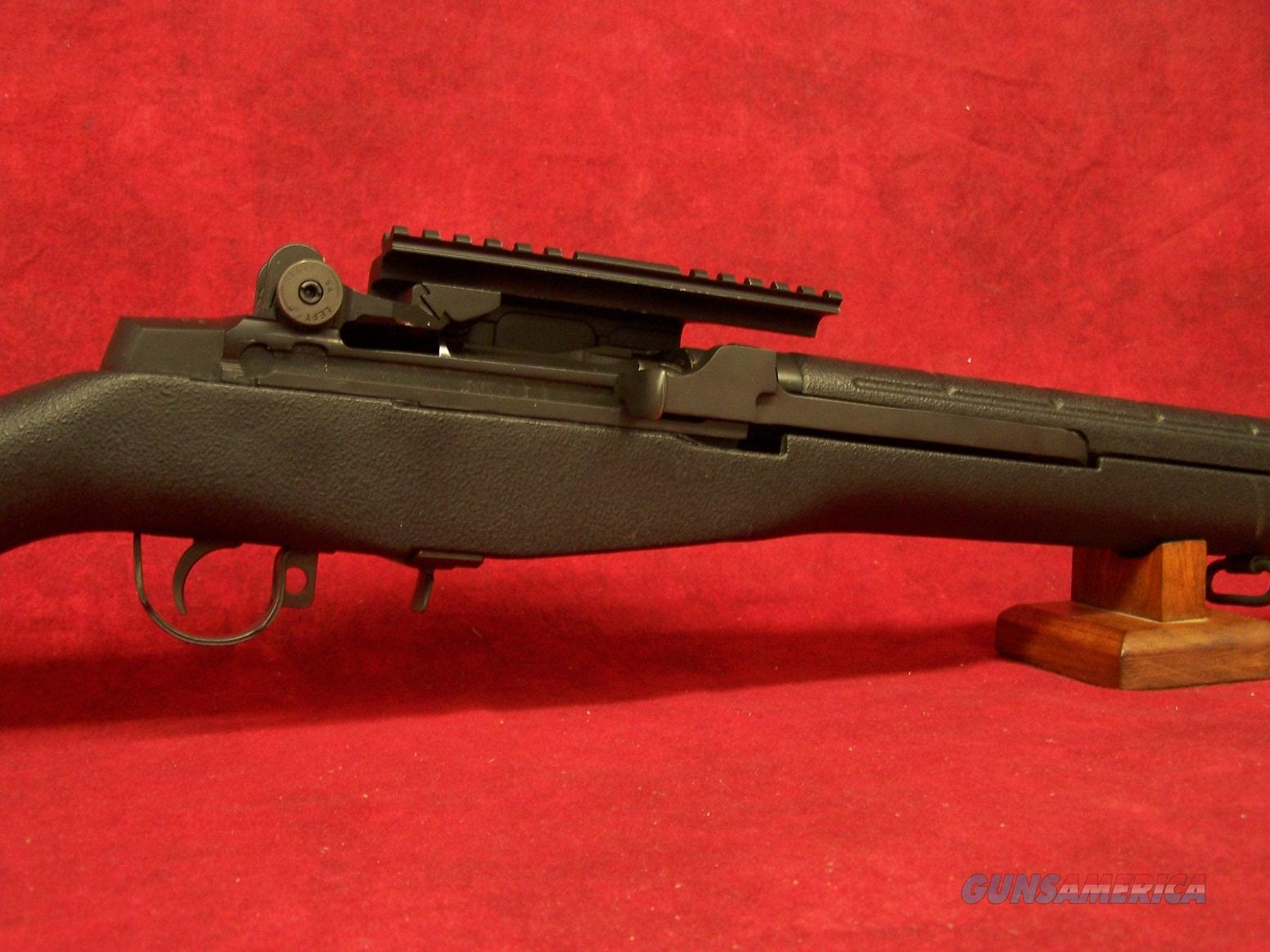 Springfield Armory M1A Super Match Black McMillian Stock with Stainless Steel Barrel 7.62 NATO (SA9804)  Guns > Rifles > Springfield Armory Rifles > M1A/M14