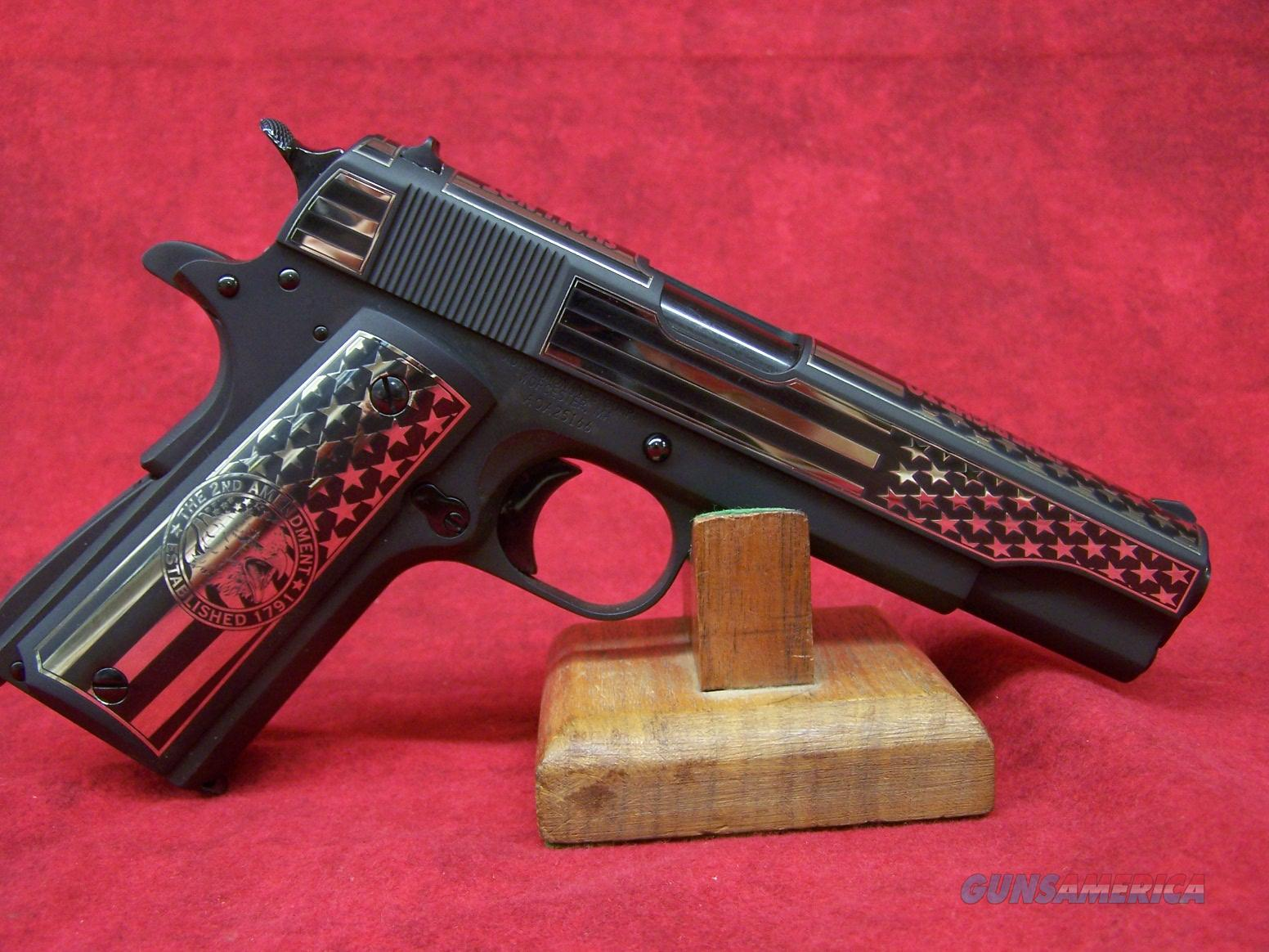 Auto-Ordnance 1911 2nd Amendment Commemorative .45ACP  Guns > Pistols > Colt Automatic Pistols (1911 & Var)