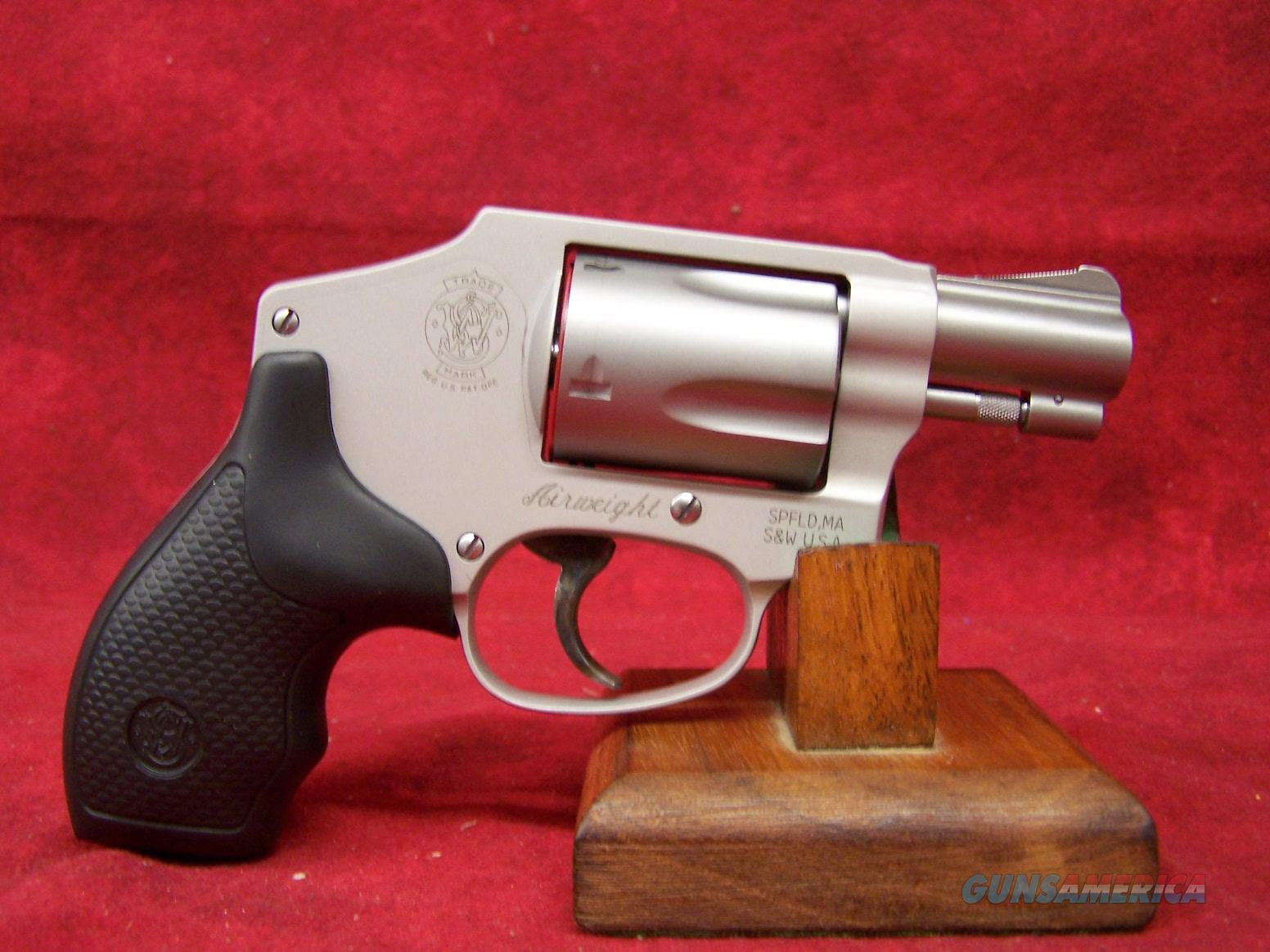 "Smith & Wesson Model 642 Centennial Airweight .38 Special +P 1.875"" Barrel (163810)  Guns > Pistols > Smith & Wesson Revolvers > Small Frame ( J )"