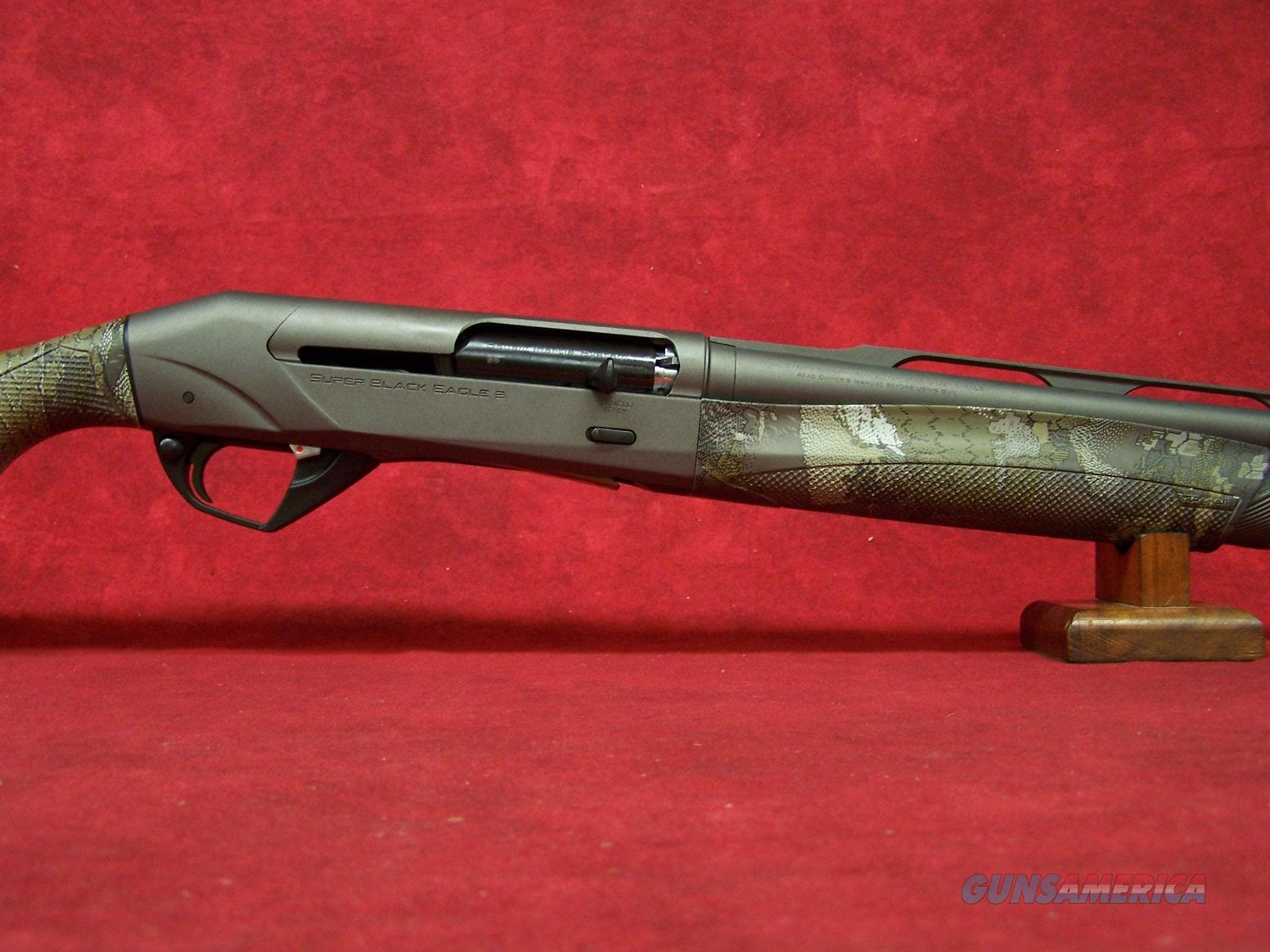 """Benelli Super Black Eagle 3 Tungsten Cerakote/ OptifadeTimber 12ga 3.5""""  28"""" (11230) SBE 3  Guns > Shotguns > Benelli Shotguns > Sporting"""