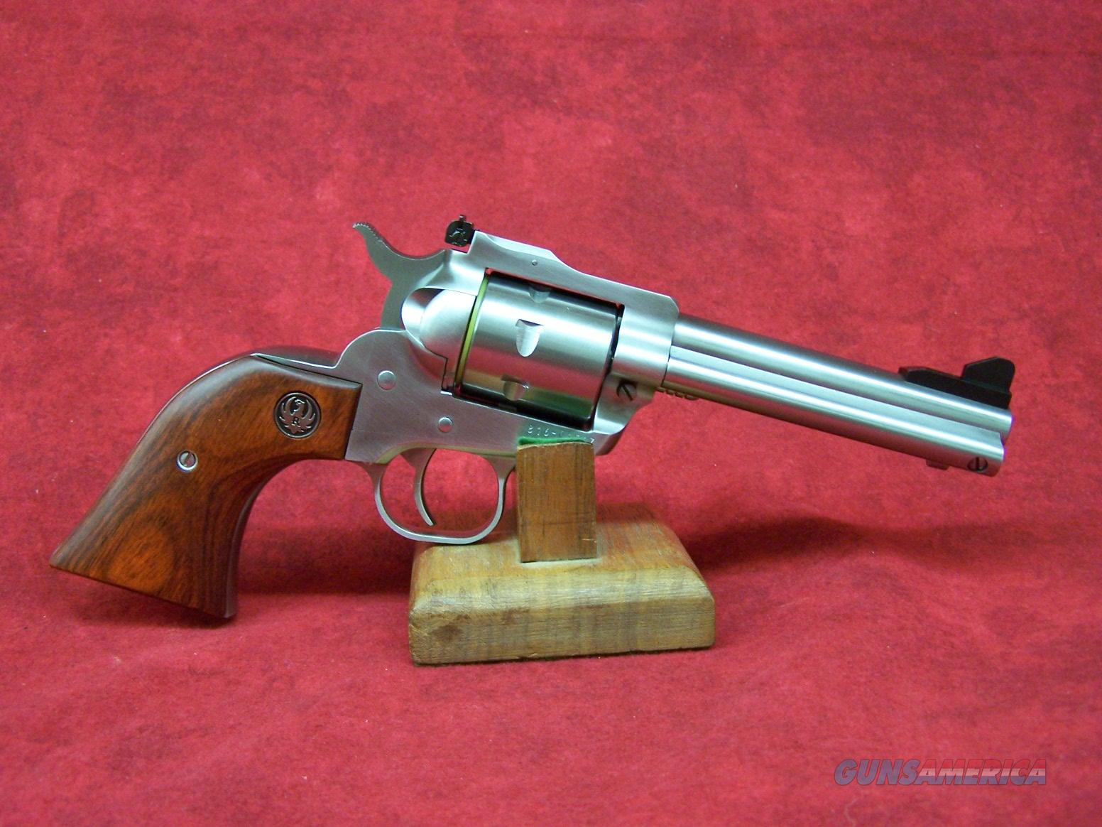 """Ruger Stainless Single Seven .327 Federal 4 5/8"""" (08161)  Guns > Pistols > Ruger Single Action Revolvers > Single Six Type"""