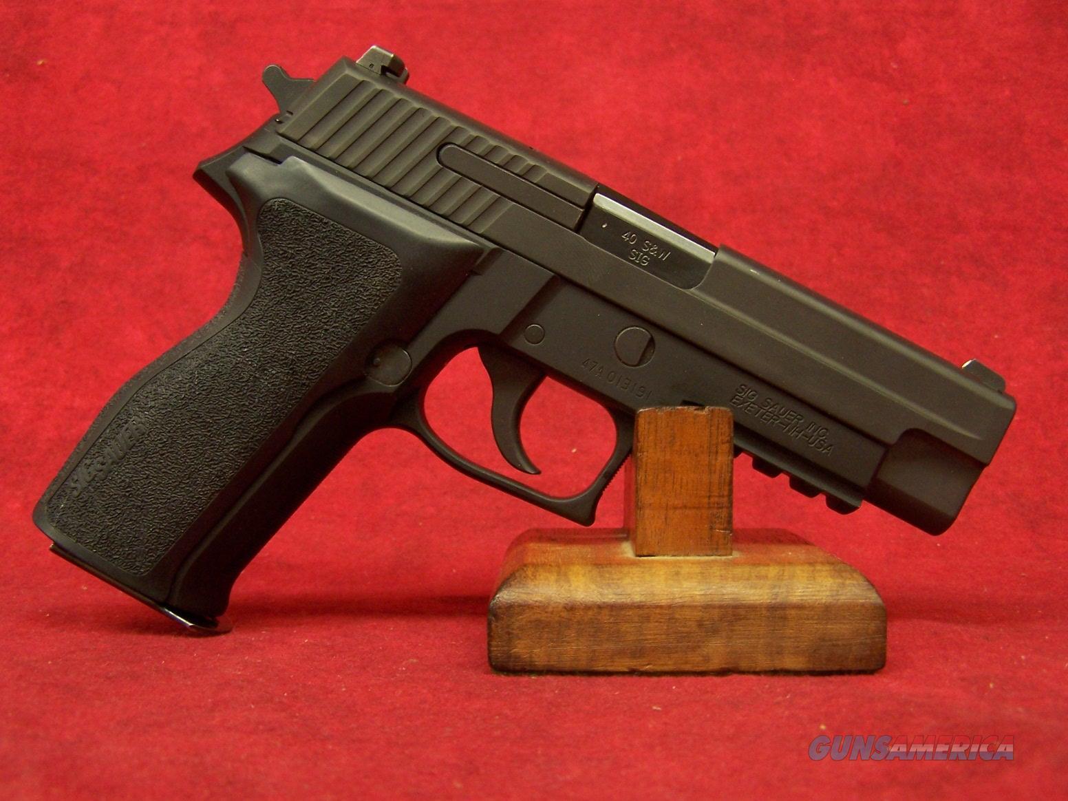 "Sig Sauer P226 .40 S&W 4.4"" Barrel  Guns > Pistols > Sig - Sauer/Sigarms Pistols > P226"