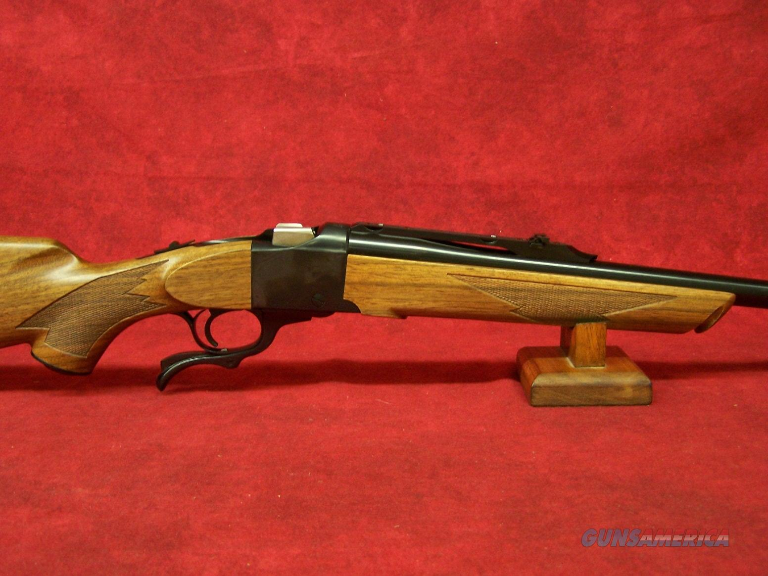 "Ruger No. 1-S 35 Whelen 24"" Barrel (21302)  Guns > Rifles > Ruger Rifles > #1 Type"
