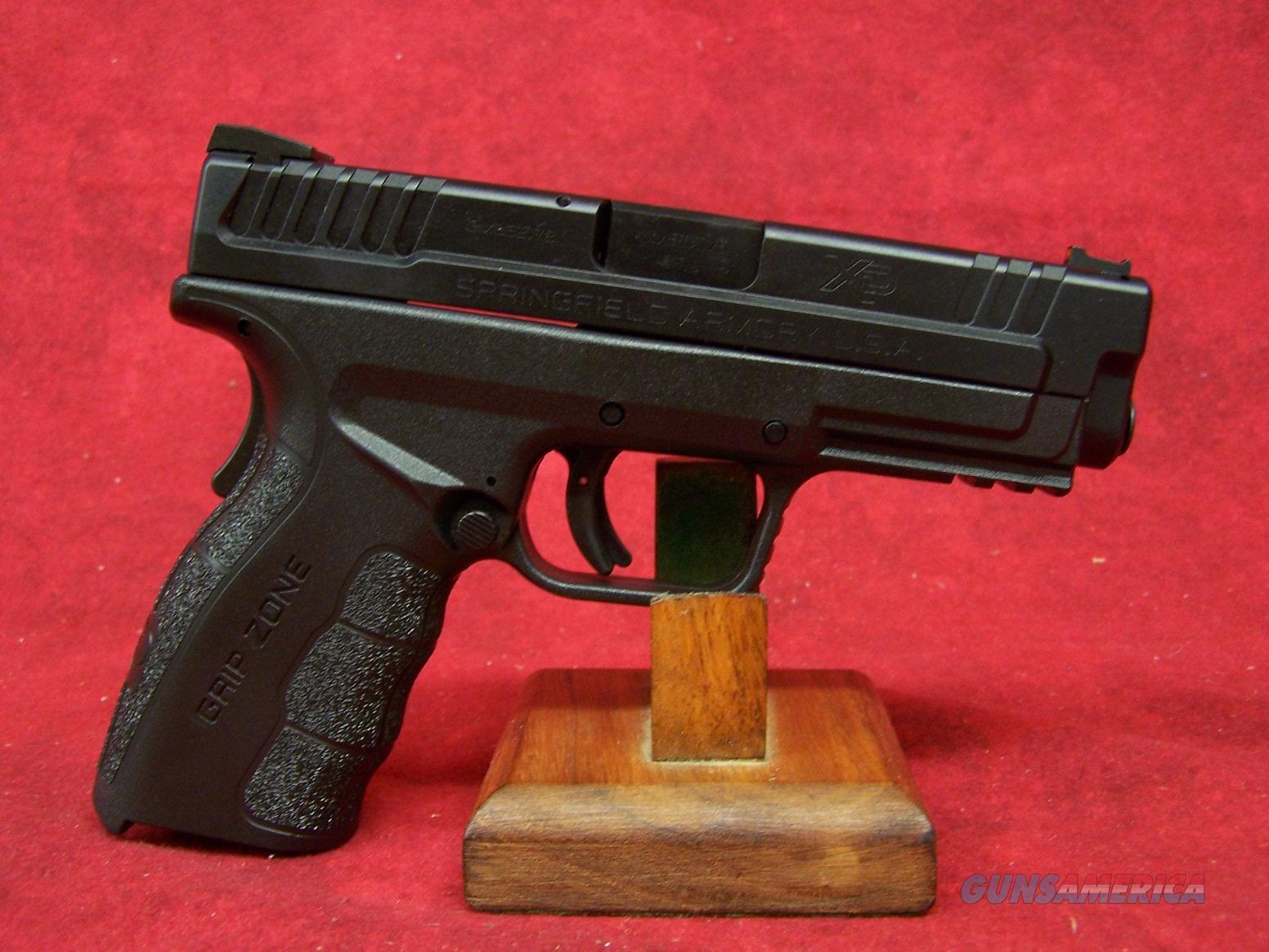 Springfield XD Mod.2 Service Model 9mm 4 Inch Barrel (XDG9101HC)  Guns > Pistols > Springfield Armory Pistols > XD (eXtreme Duty)