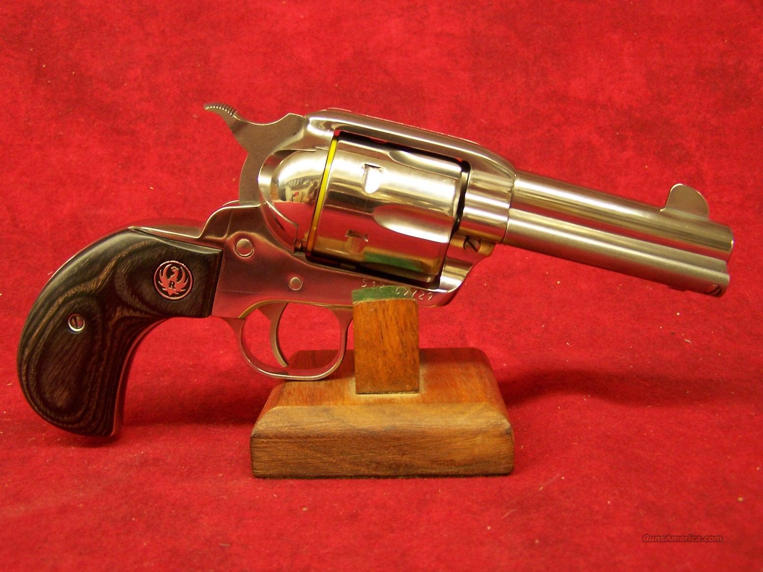 "RUGER VAQUERO BIRDS HEAD 45LC 3.75"" TALO (05151)  Guns > Pistols > Ruger Single Action Revolvers > Cowboy Action"