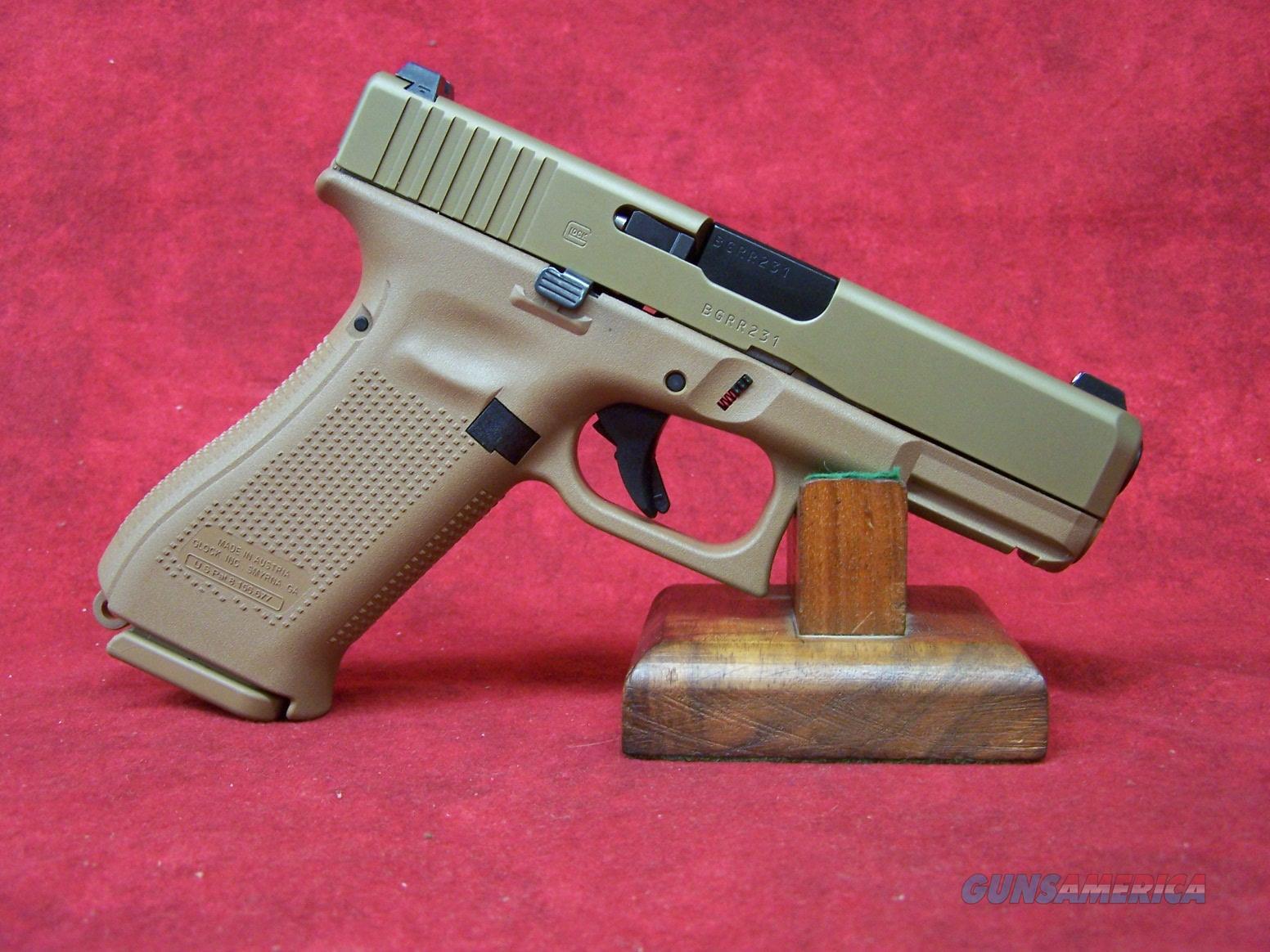 "GLOCK 19x 9mm 4"" Barrel  Guns > Pistols > Glock Pistols > 19"