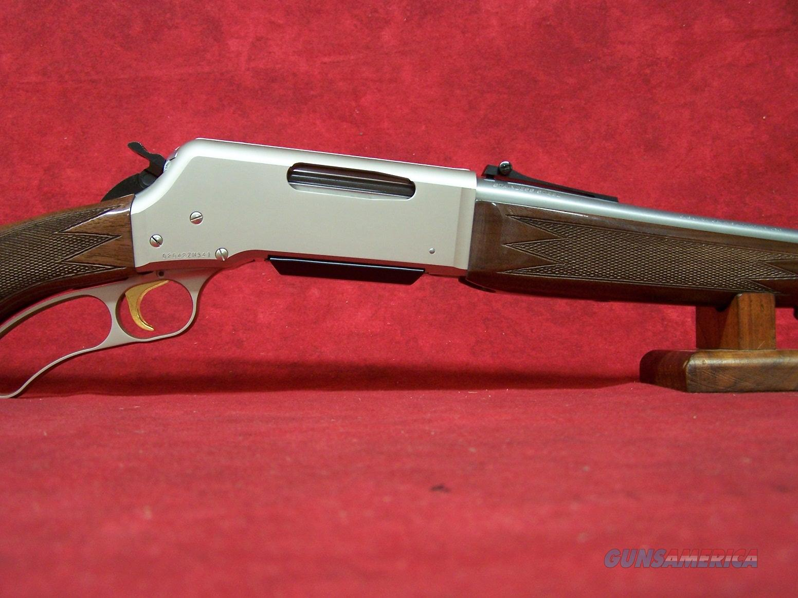 """Browning BLR Lightweight SS Pistol Grip .22-250 Rem 20"""" Barrel (034018109)  Guns > Rifles > Browning Rifles > Lever Action"""