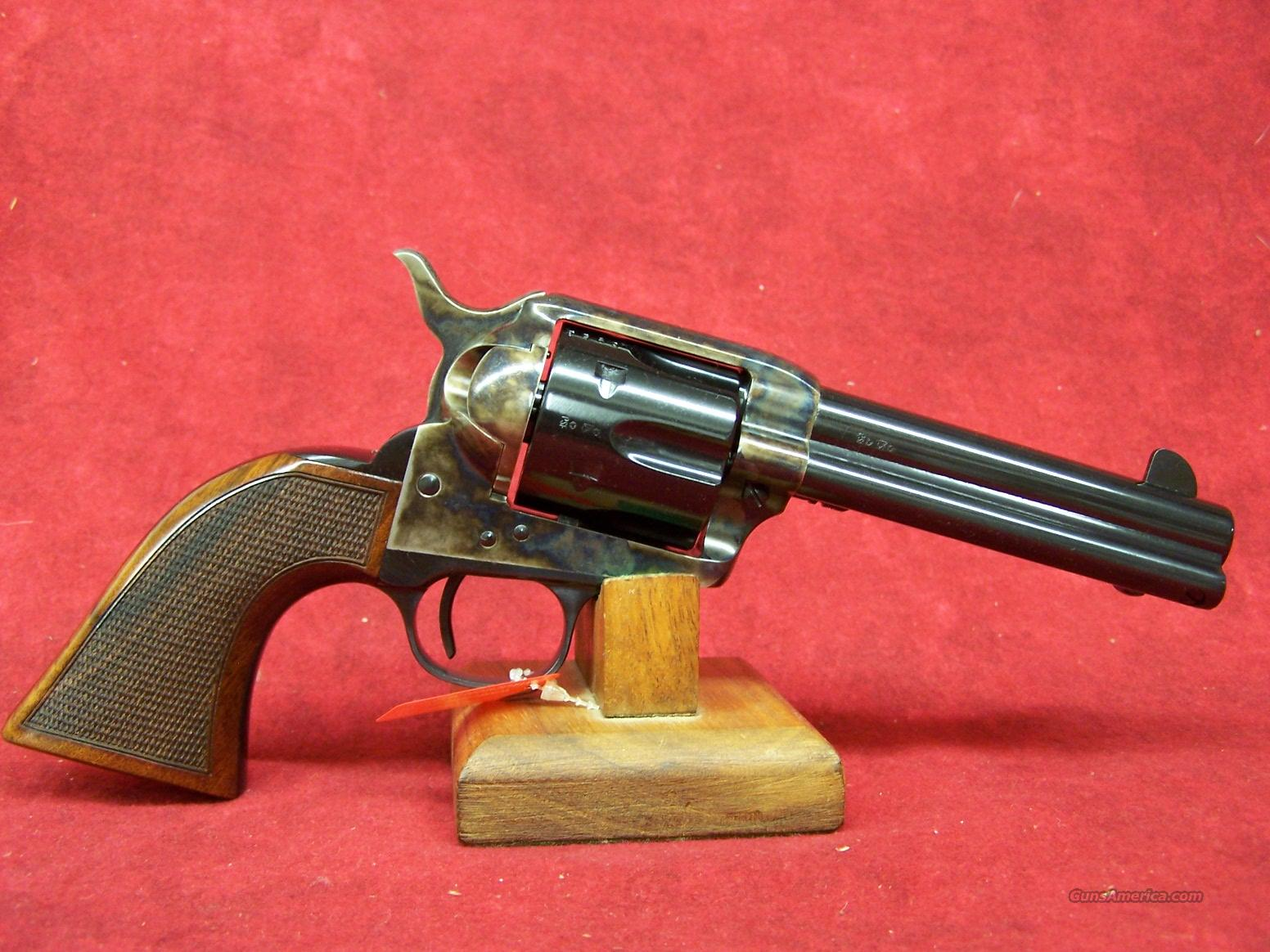 "Uberti 1873 Cattleman El Patron NM Blue .45LC 4 3/4"" Barrel (345174)  Guns > Pistols > Uberti Pistols > Ctg."