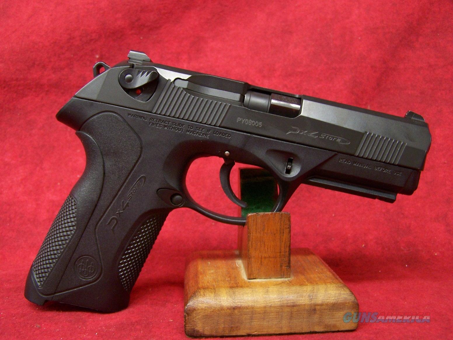 """Beretta PX4 Storm .40 S&W 4"""" Barrel  Guns > Pistols > Beretta Pistols > Polymer Frame"""