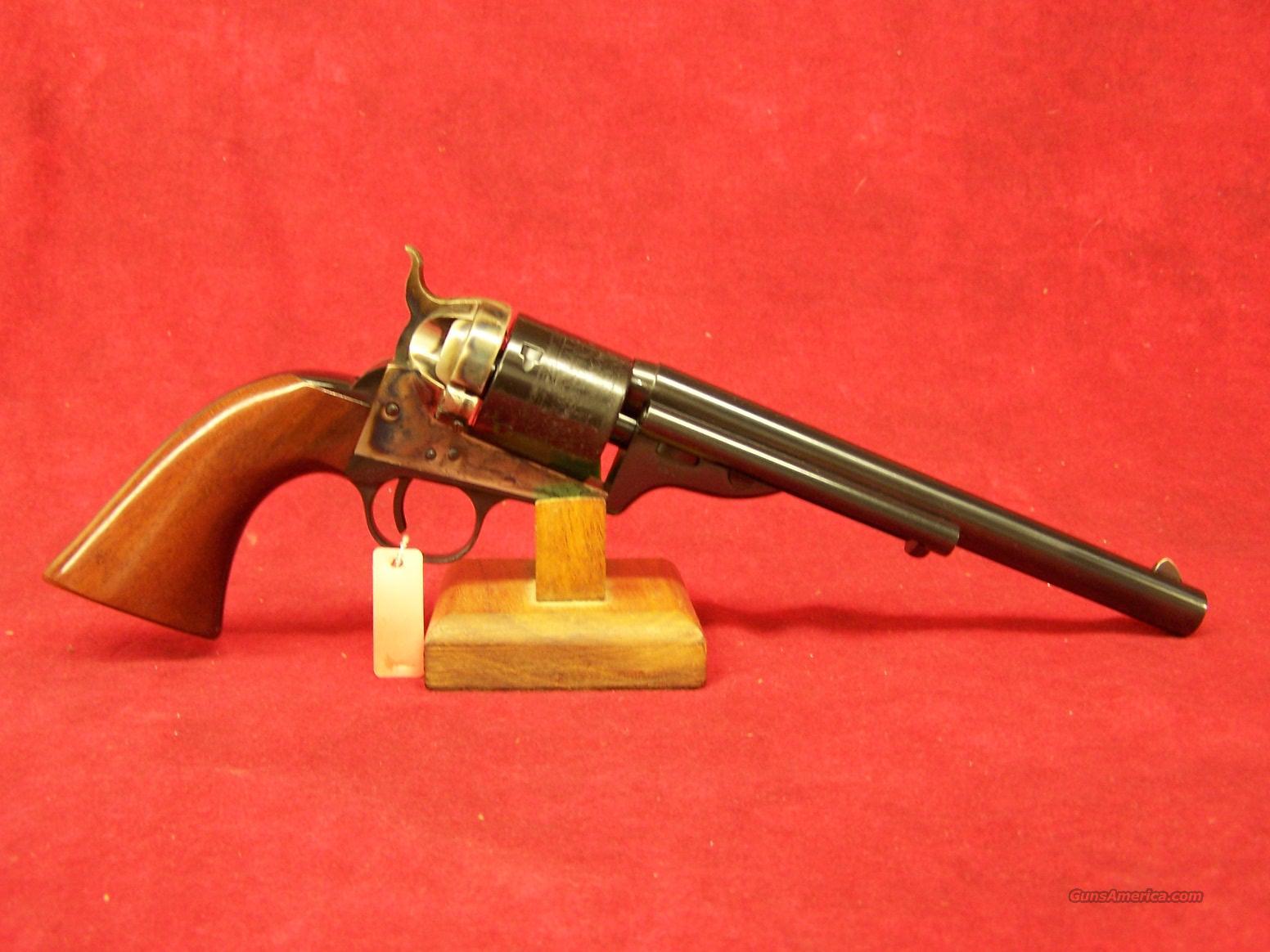 """Uberti 1860 Army Model """"Richards Mason"""" .38 Special 8"""" barrel (341363)  Guns > Pistols > Uberti Pistols > Ctg."""