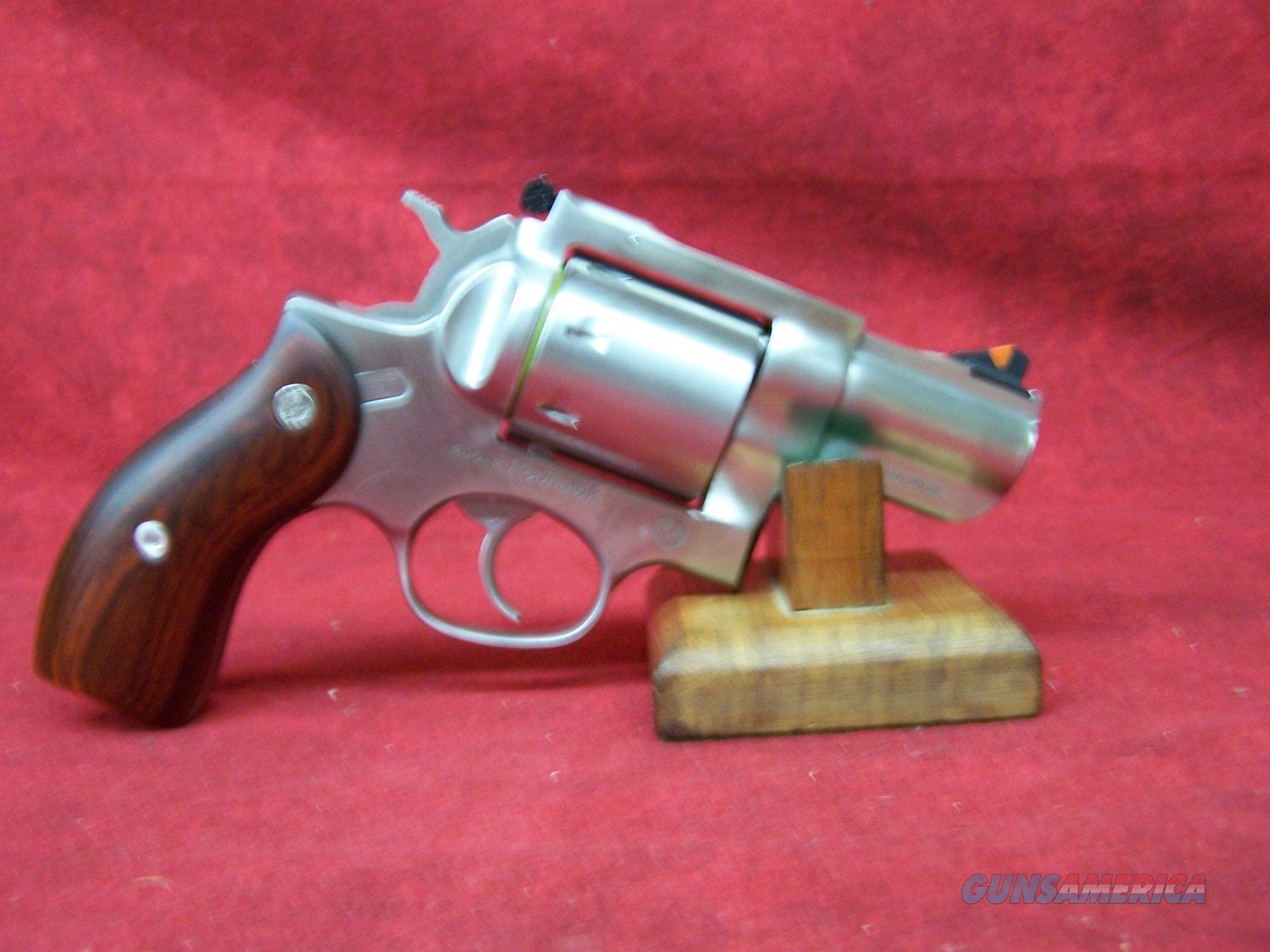 """Ruger Redhawk 357 MAG 2.75"""" Barrel (05033)  Guns > Pistols > Ruger Double Action Revolver > Redhawk Type"""