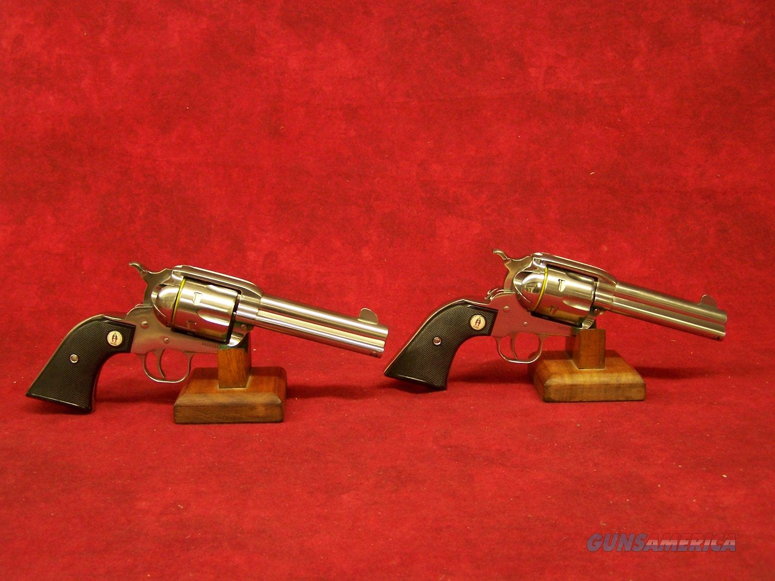 "Ruger Vaquero SASS Set of 357 Mag 4.62"" Barrels (05133)  Guns > Pistols > Ruger Single Action Revolvers > Cowboy Action"