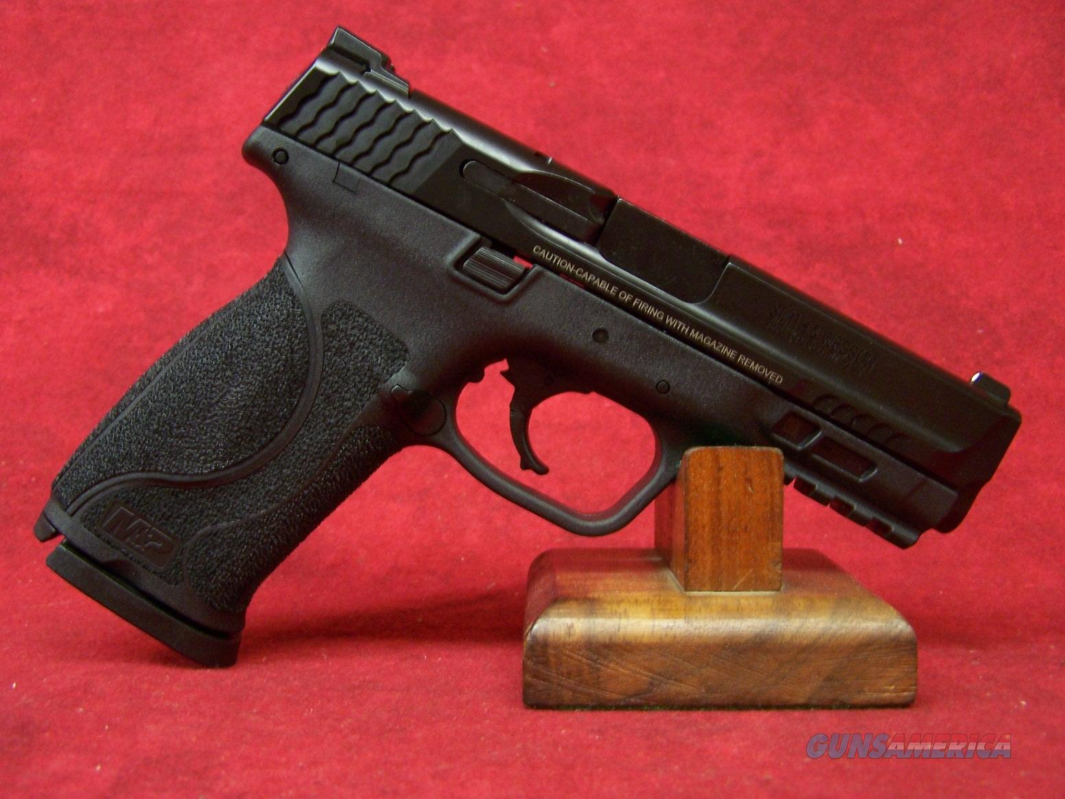 "Smith & Wesson M&P 2.0 9mm 4.25"" Barrel (11521)  Guns > Pistols > Smith & Wesson Pistols - Autos > Polymer Frame"