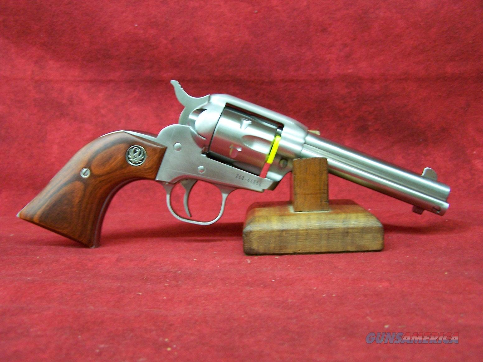Ruger Single Six Convertible Revolver 22LR / 22 WMRF LIPSEY'S EXCLUSIVE (00678)  Guns > Pistols > Ruger Single Action Revolvers > Single Six Type