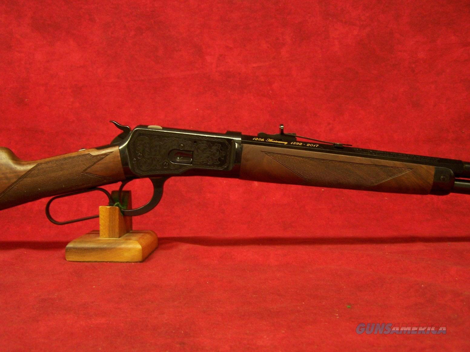 """Winchester 1892 125th Anniversary Sporter .44-40 Win 24"""" (534253140)  Guns > Rifles > Winchester Rifles - Modern Lever > Other Lever > Post-64"""