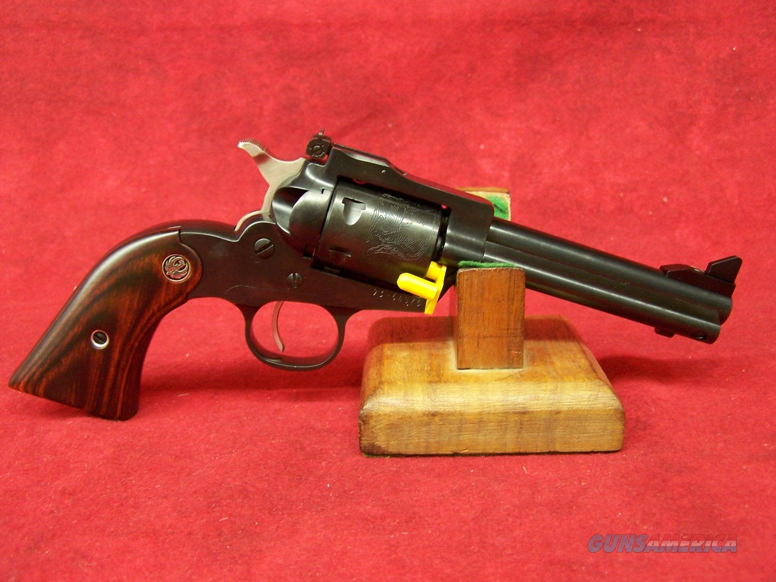 "RUGER BEARCAT 22LR BL/WD 4.2"" 6SH (00916)  Guns > Pistols > Ruger Single Action Revolvers > Bearcat"
