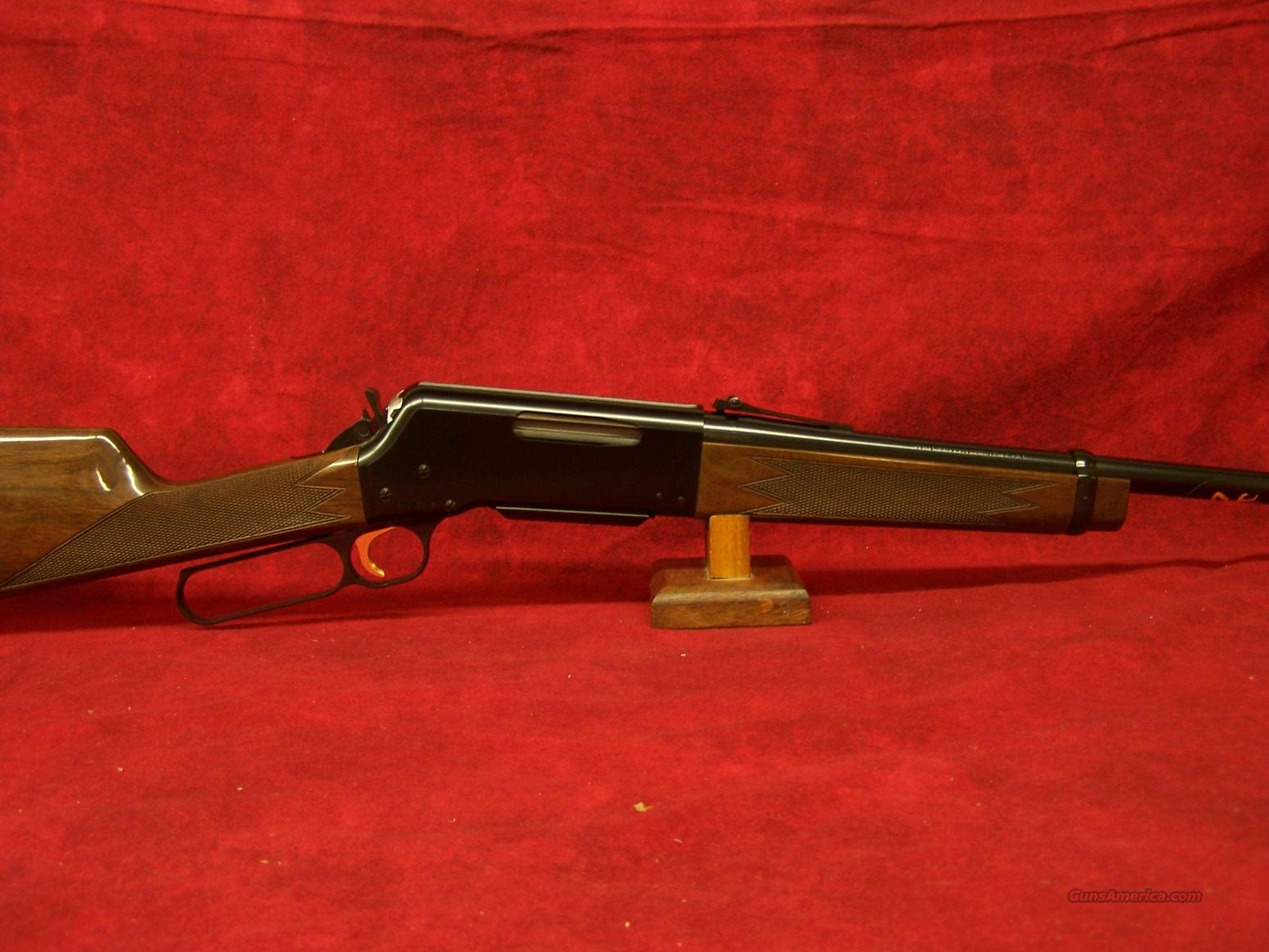 "Browning BLR LWT 81 .223 Rem  20""  Guns > Rifles > Browning Rifles > Lever Action"