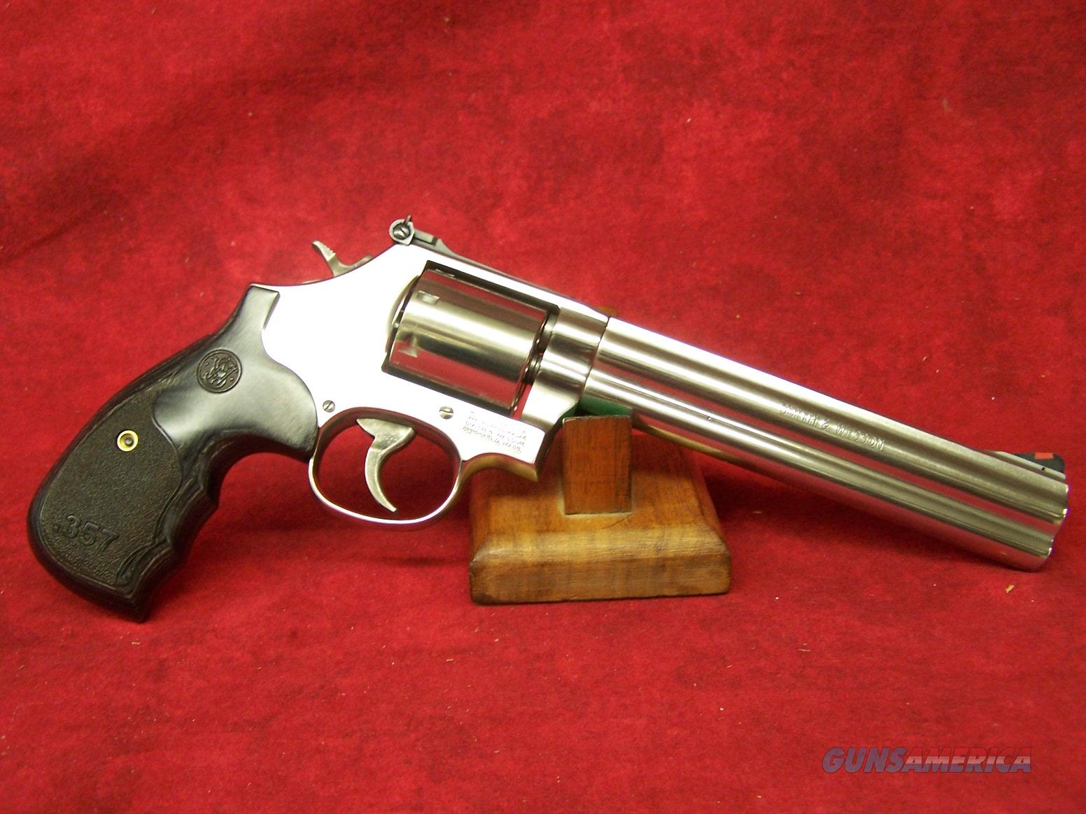 "Smith & Wesson 686-6 357mag 7"" Barrel (150855)  Guns > Pistols > Smith & Wesson Revolvers > Full Frame Revolver"