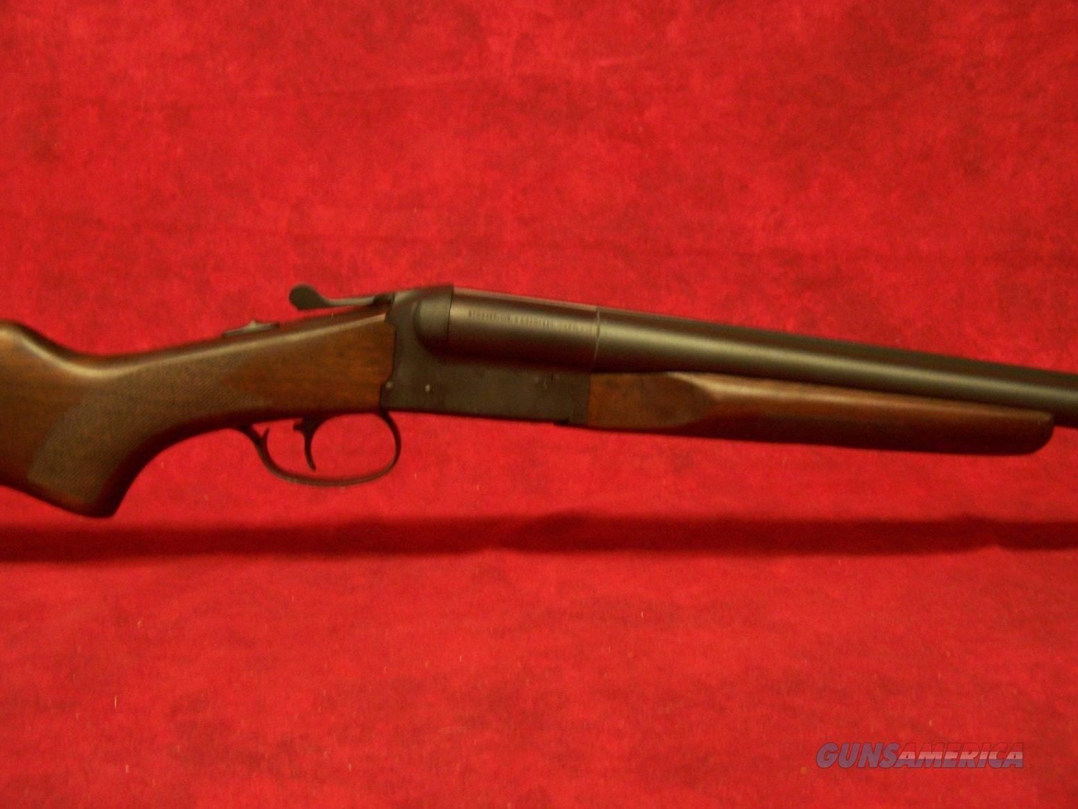 "Stoeger Uplander Longfowler 12Ga 3"" SxS A-Grade Satin Walnut 30"" (31062)  Guns > Shotguns > Stoeger Shotguns"