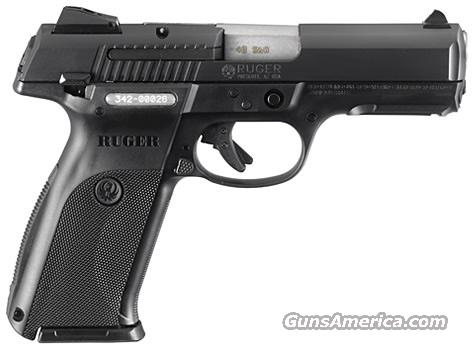 Ruger BSR40 .40S&W 15+1 Alloy Steel Black Nitride (3471)  Guns > Pistols > Ruger Semi-Auto Pistols > SR Family > SR40