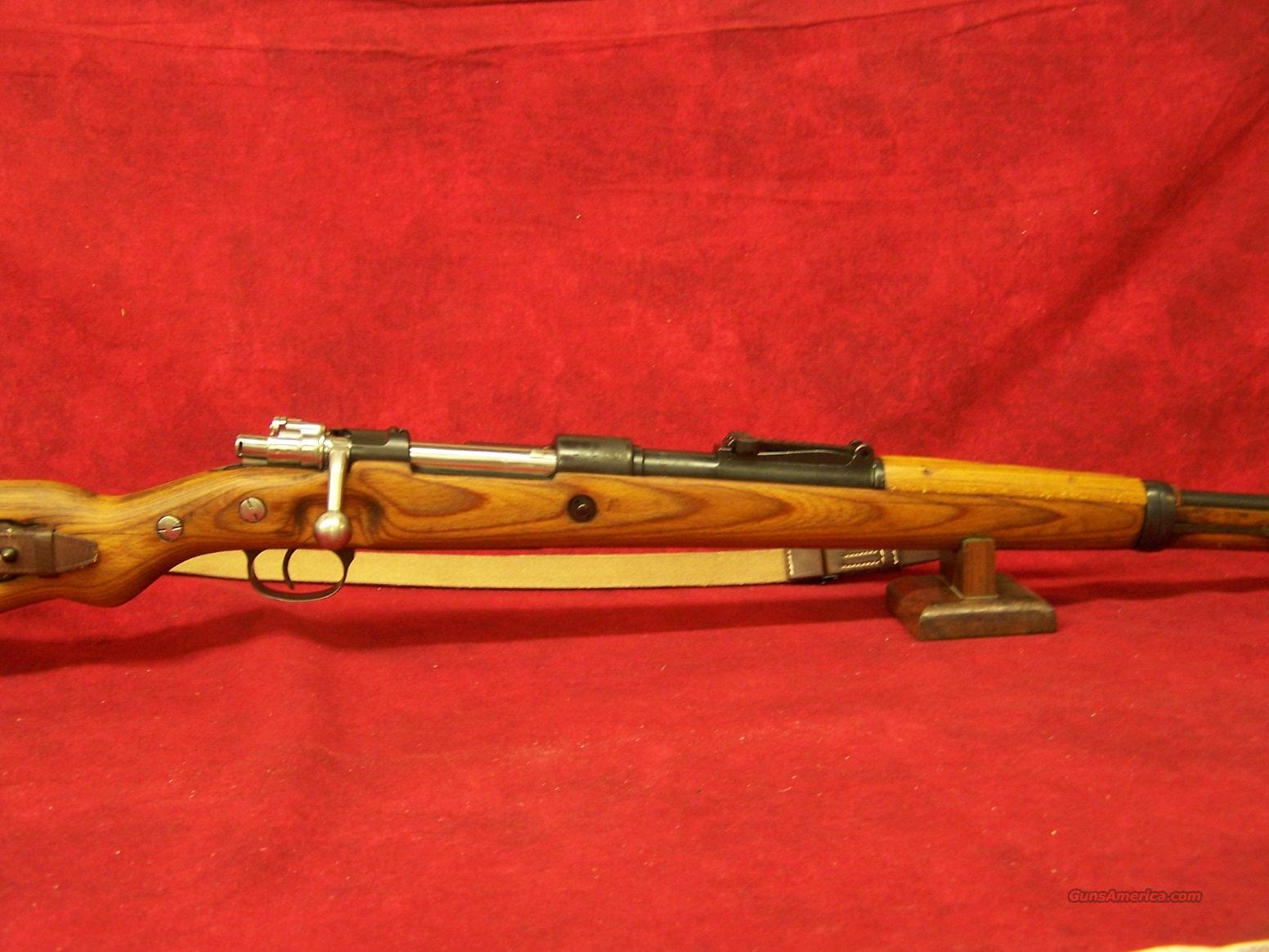 Mitchell Mauser 98k 8mm Mauser Collector Grade For Sale