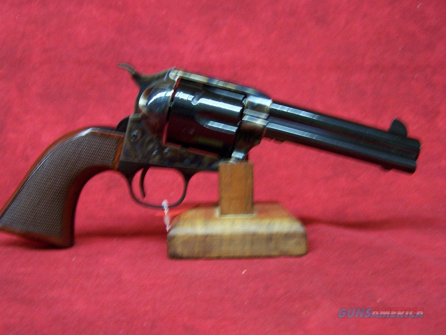 "Uberti 1873 Cattleman II El Patrón Competition 45 ColtRevolver 4.75"" Barrel (345180)  Guns > Pistols > Uberti Pistols > Ctg."
