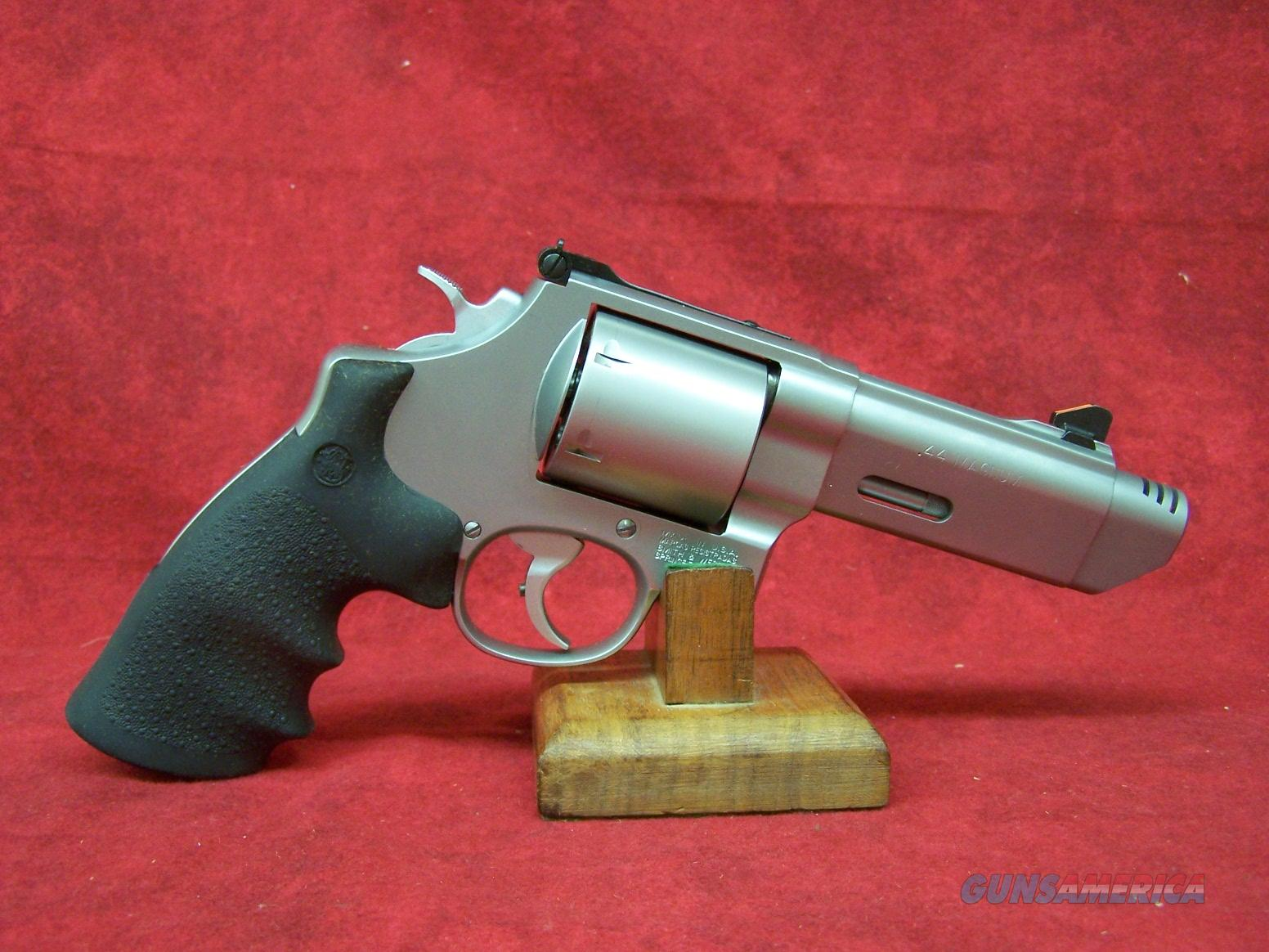 Smith & Wesson 629 44MAG 4.25'' SS V-COMP (170137)  Guns > Pistols > Smith & Wesson Revolvers > Model 629