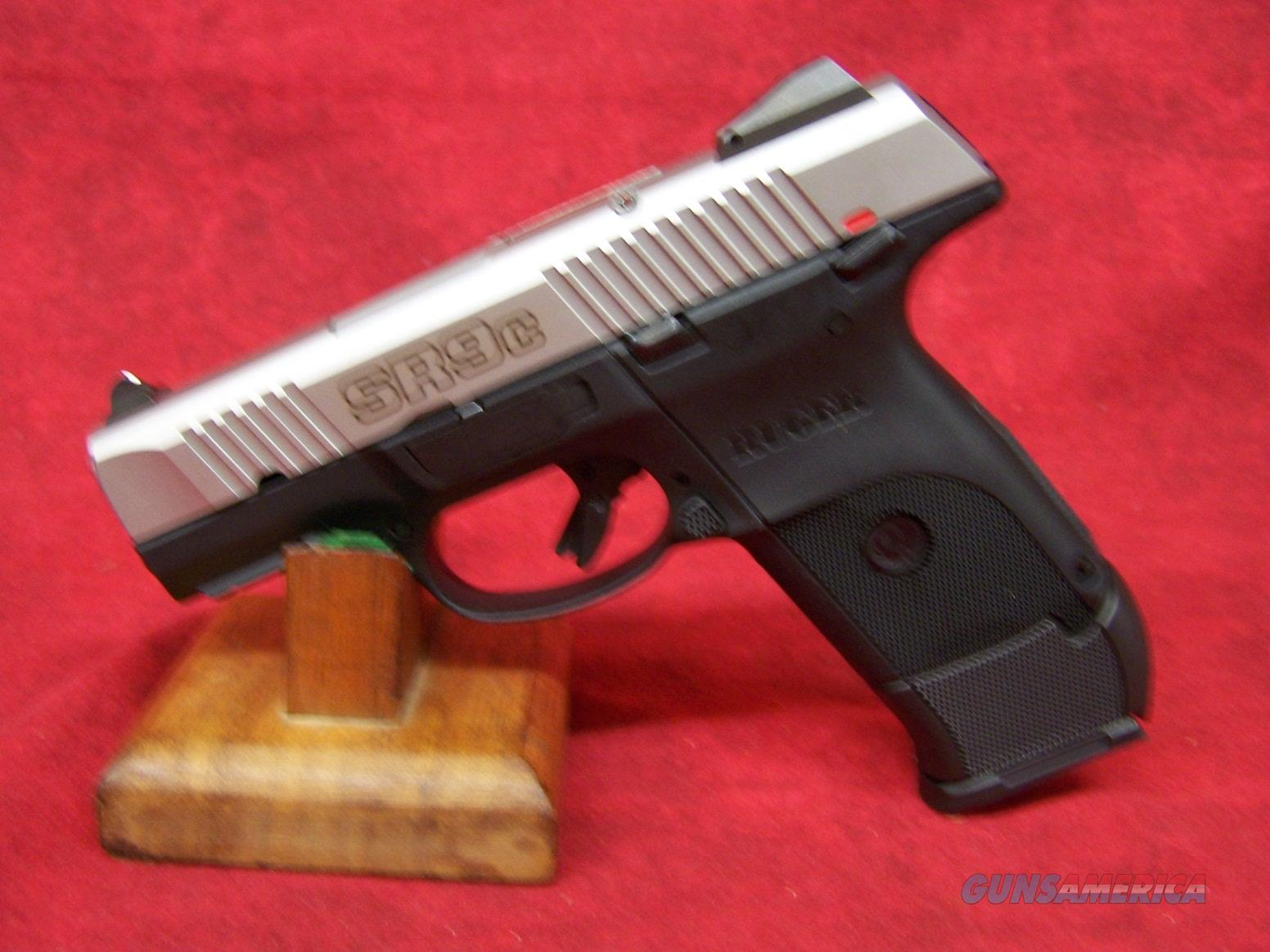 Ruger SR9C Compact 9mm 3.5 Inch Brushed Stainless Barrel (03313)  Guns > Pistols > Ruger Semi-Auto Pistols > SR Family > SR9C