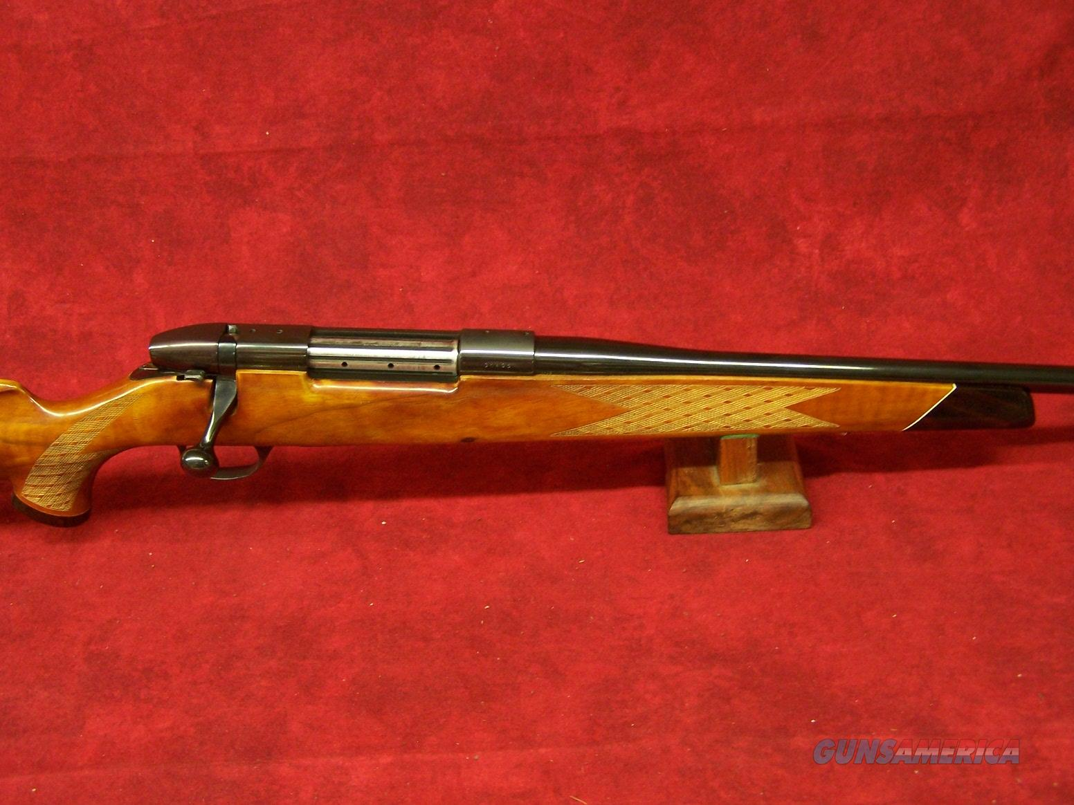 "Weatherby Mark V .300 Mag 24"" Walnut Gloss Finish Stock (German Made)  Guns > Rifles > Weatherby Rifles > Sporting"