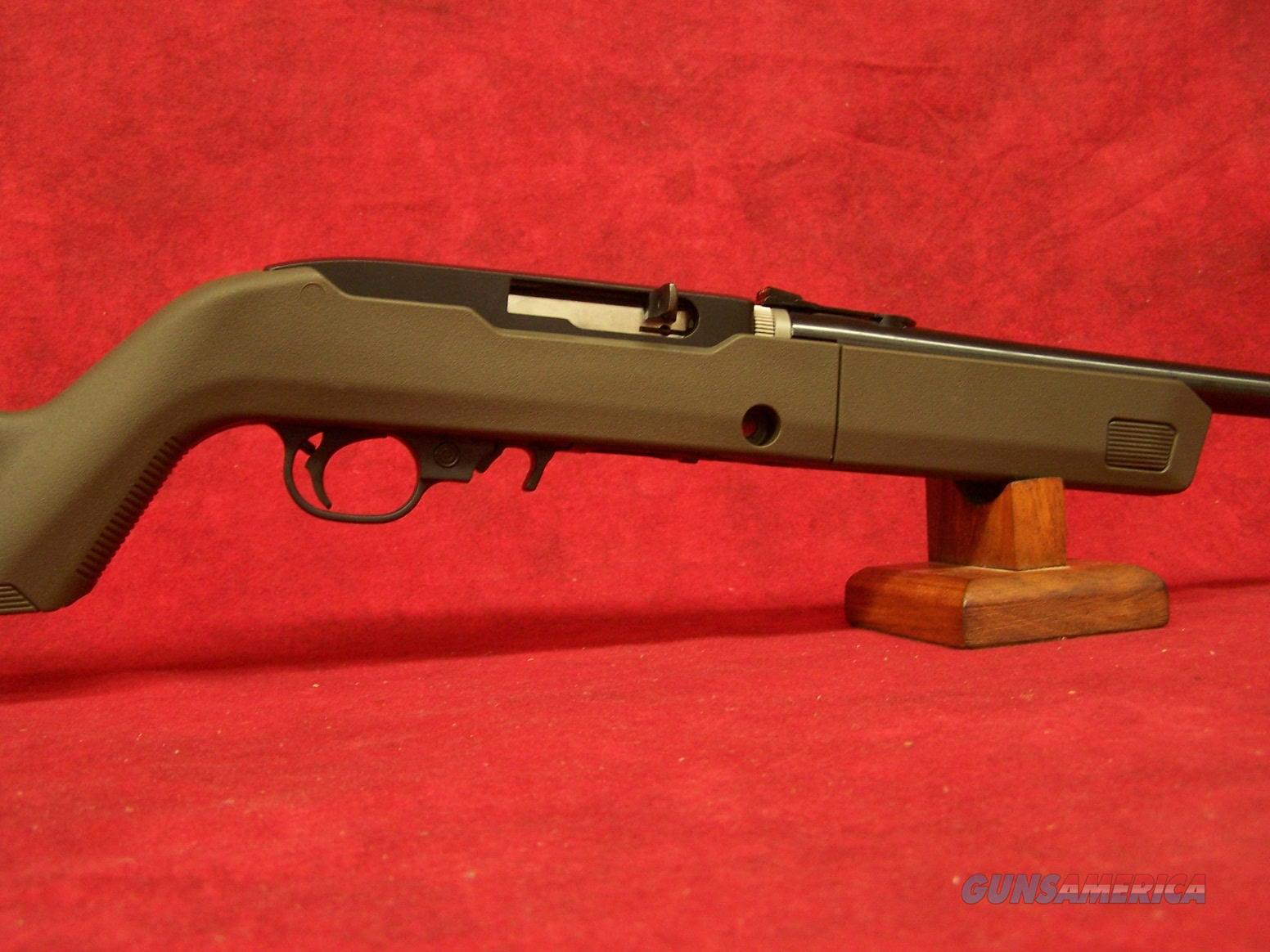 """Ruger 10/22 Takedown OD Green .22LR 16.4"""" Threaded Barrel (31101)  Guns > Rifles > Ruger Rifles > 10-22"""