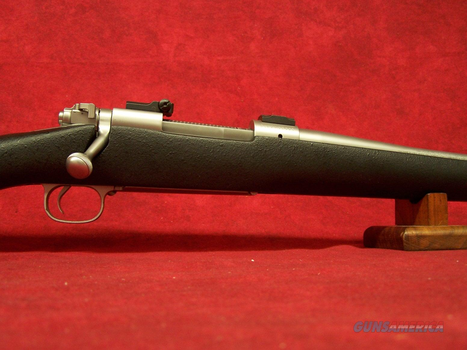 """Winchester Model 70 Extreme Weather SS .270 Win 22"""" Threaded Fluted SS Barrel  Guns > Rifles > Winchester Rifles - Modern Bolt/Auto/Single > Model 70 > Post-64"""