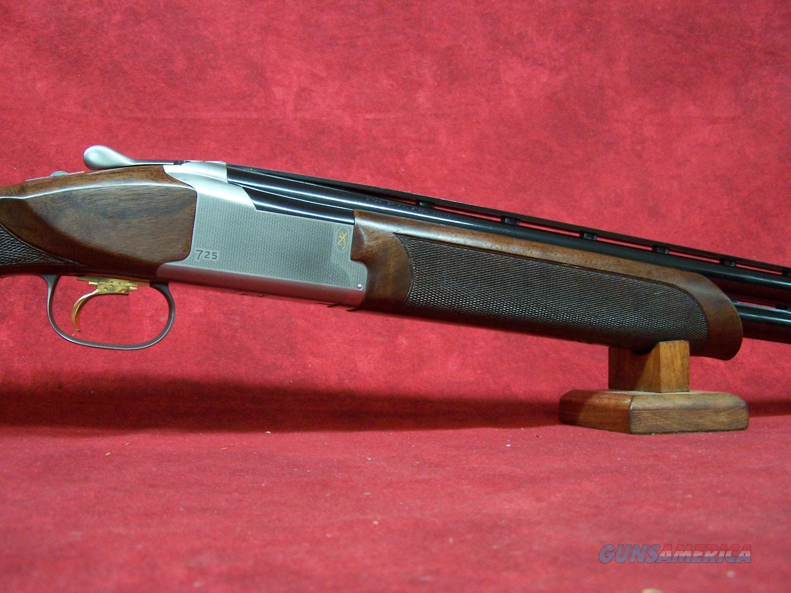 "Browning Citori 725 Sporting 12ga 3"" Chamber 32"" Ported Barrel (0135313009)  Guns > Shotguns > Browning Shotguns > Over Unders > Citori > Trap/Skeet"