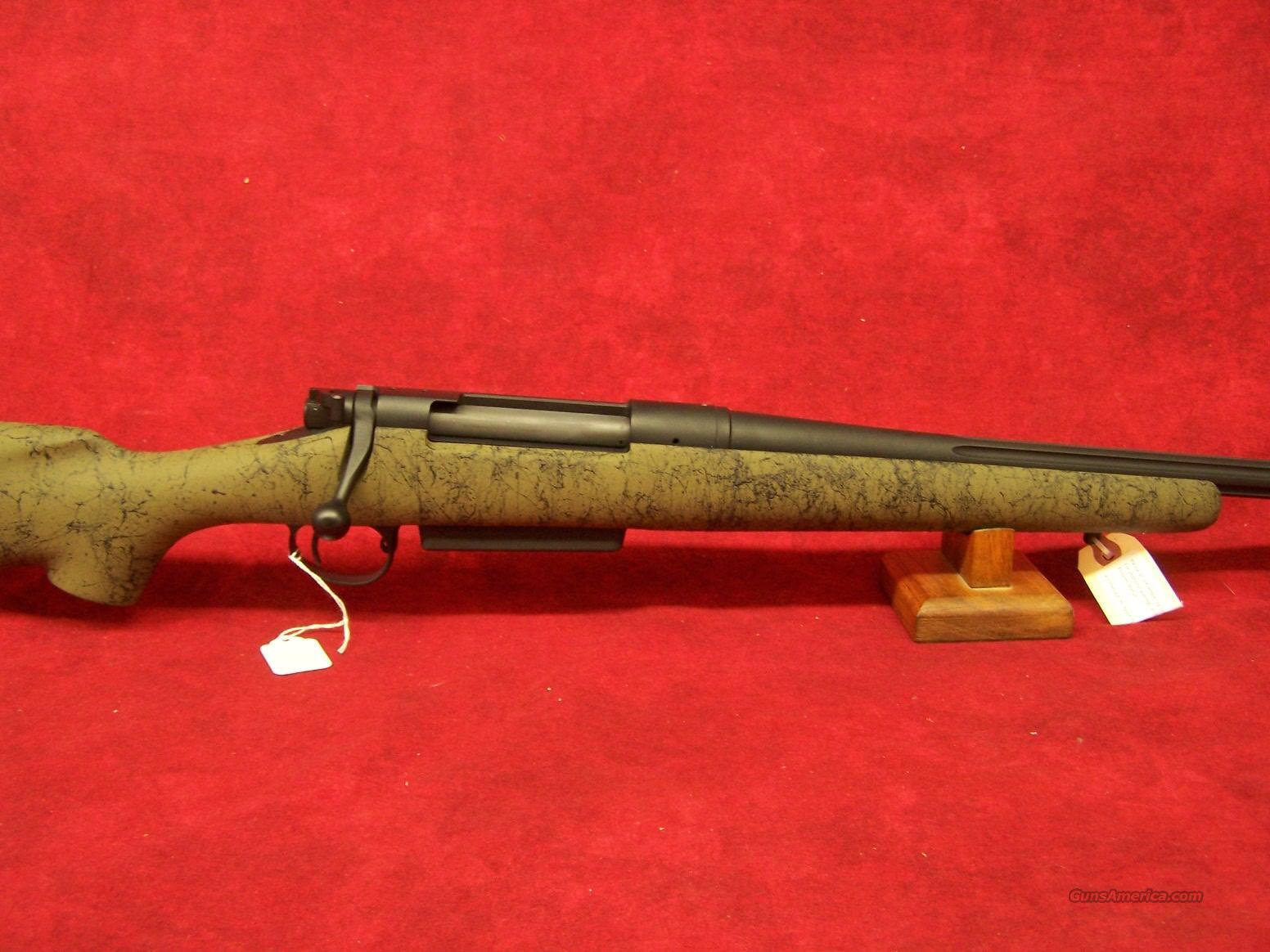 "H-S PRECISION Pro-Series 2000 PHR .338 Lapua 26"" Fluted barrel w/muzzlebreak Olive stock with Black webbing hs precision   Guns > Rifles > HS Precision Rifles"