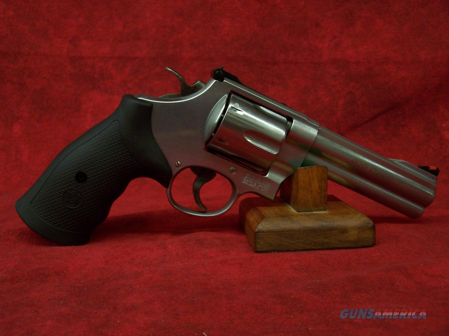 """SMITH AND WESSON 629 44MAG 5"""" CLASSIC SS (163636)  Guns > Pistols > Smith & Wesson Revolvers > Model 629"""