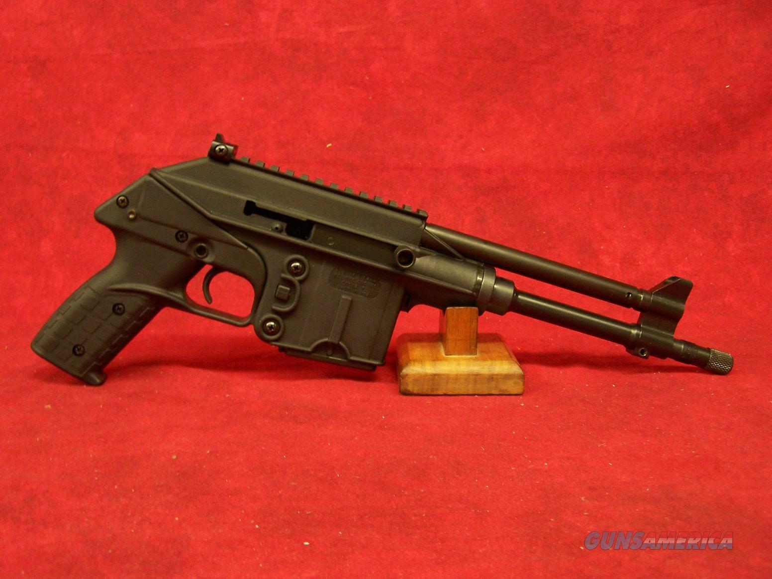 Kel-Tec PLR-16 .223KEL PLR-16 5.56mm NATO Long Range 9.2 Inch Barrel (PLR16BLK)  Guns > Pistols > Kel-Tec Pistols > .223 Type