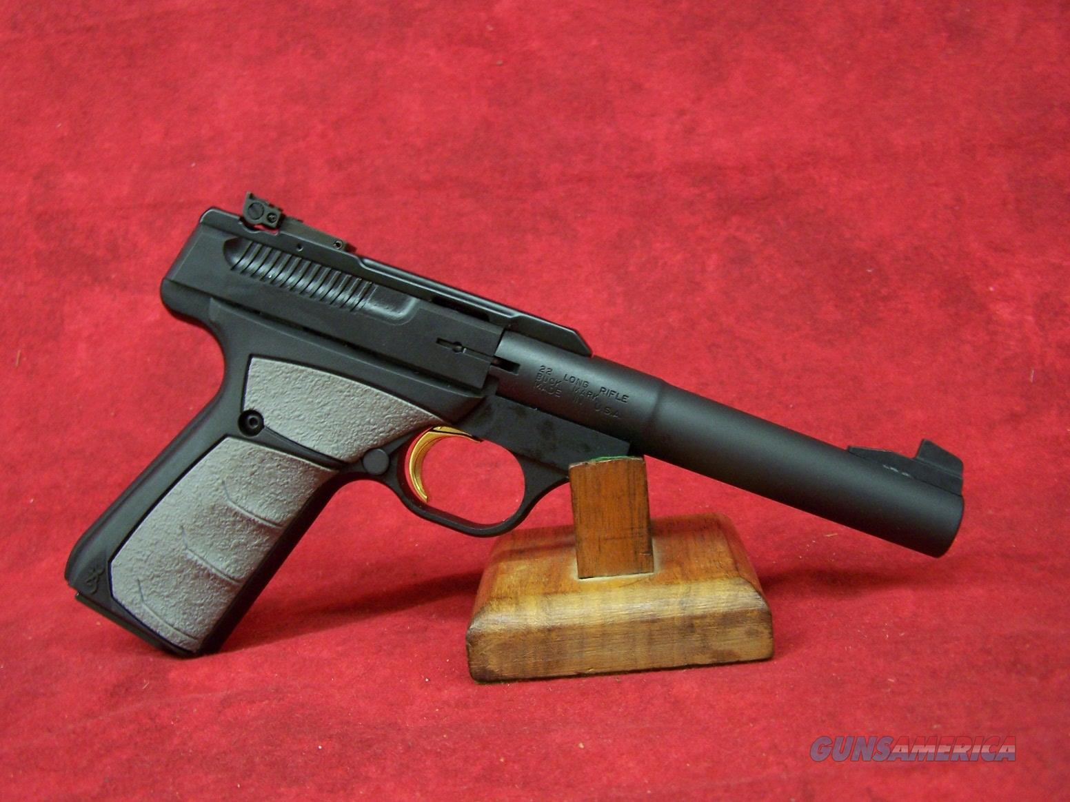 "Browning Buck Mark Camper UFX California Compliant 5 1/2"" Barrel (051482490)  Guns > Pistols > Browning Pistols > Buckmark"