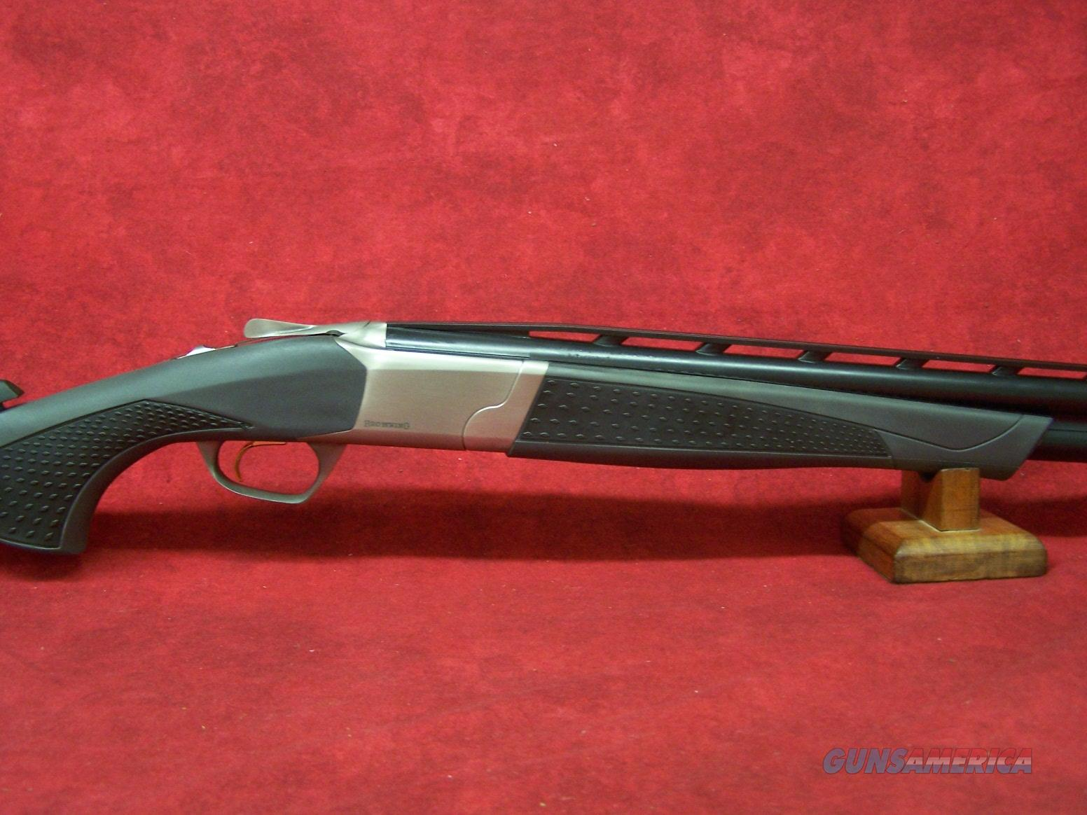"Browning Cynergy CX Composite 12ga 30"" (018710303)  Guns > Shotguns > Browning Shotguns > Over Unders > Cynergy > Trap/Skeet"